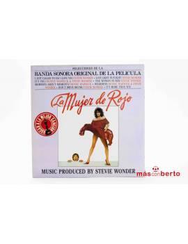 Vinilo BSO La Mujer de Rojo...