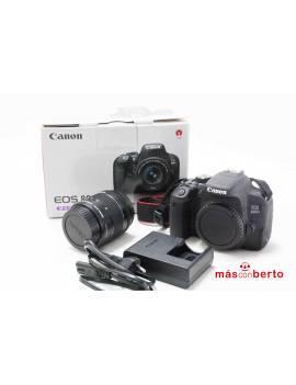 Cámara Canon Eos 800D
