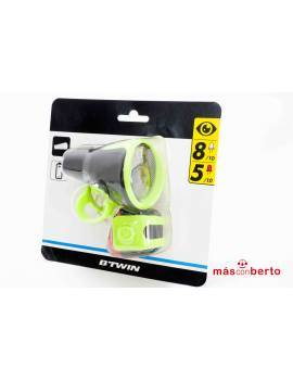 Kit luces bicicleta Led ST100