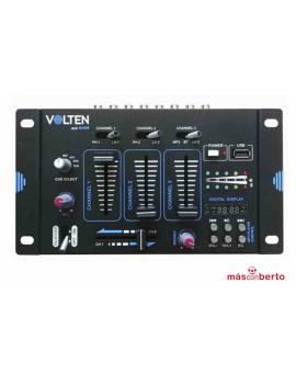 Mesa de Mezcla DJ VL1242