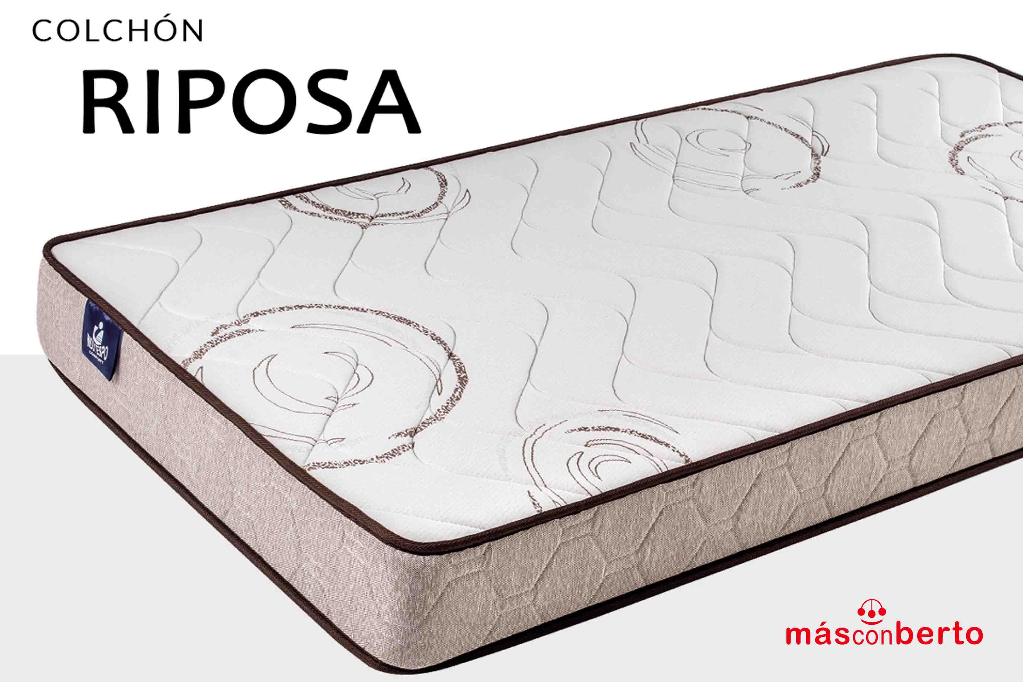 Colchon Riposa 150x190