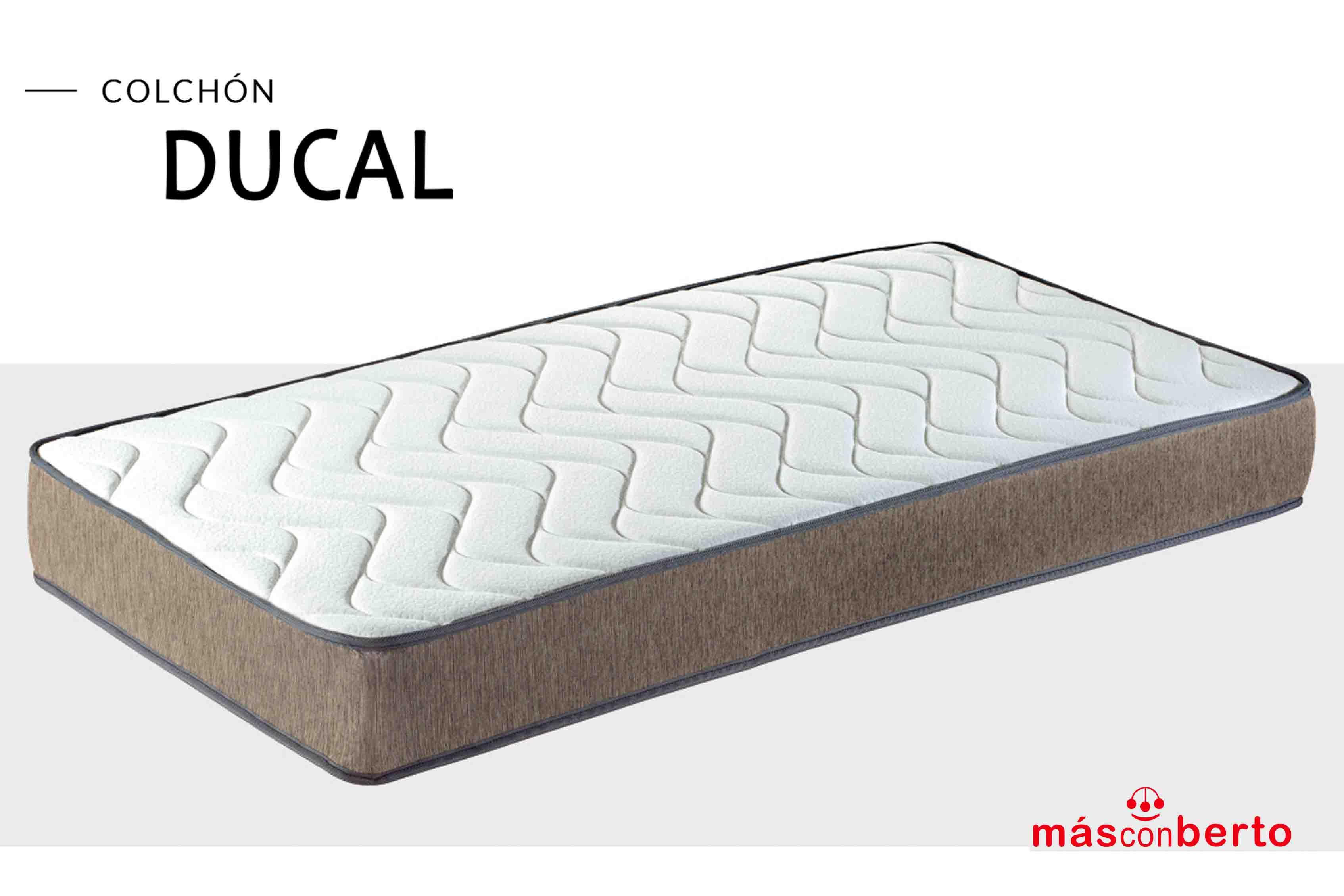 Colchon Ducal 135x190