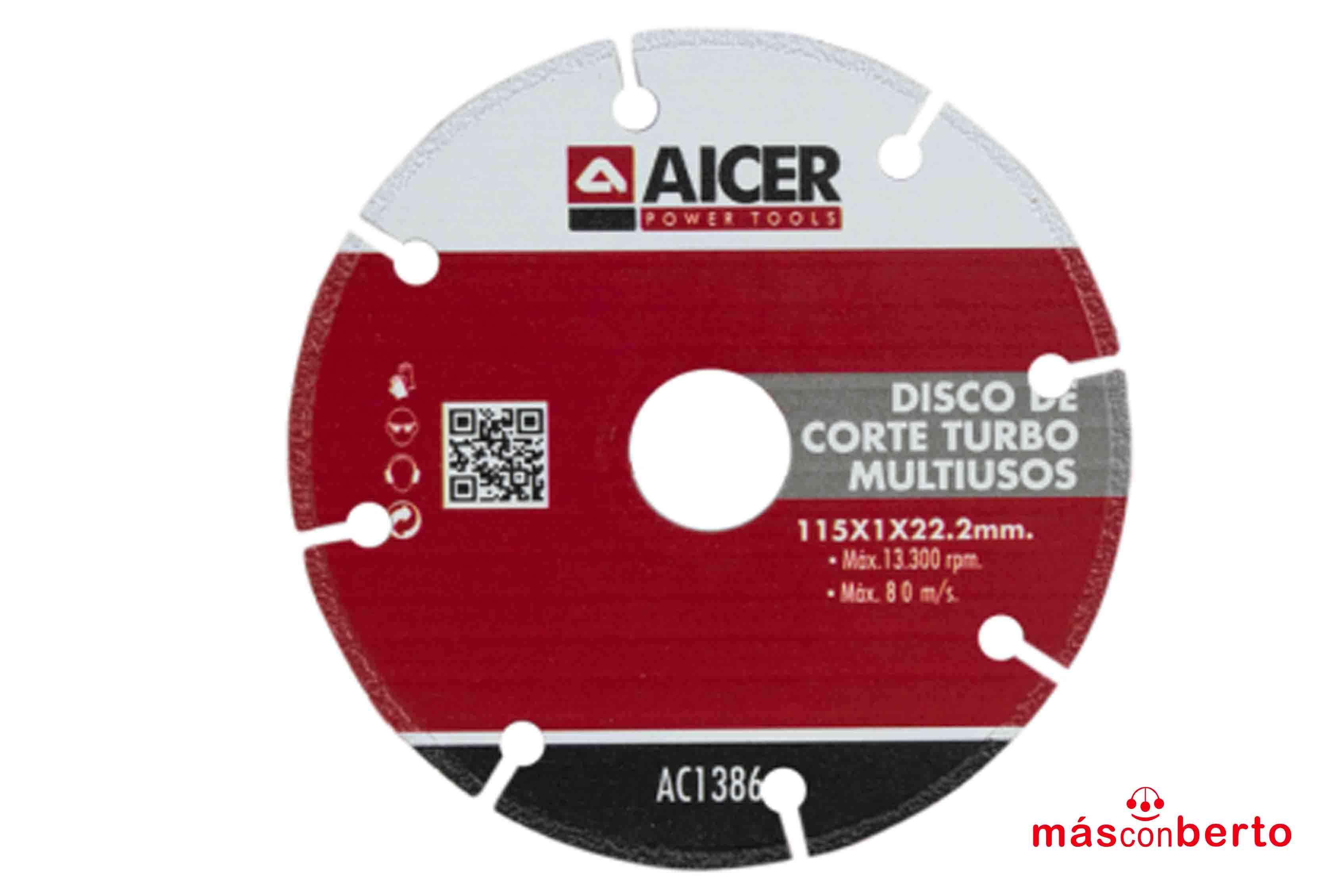 Disco de Corte Turbo...