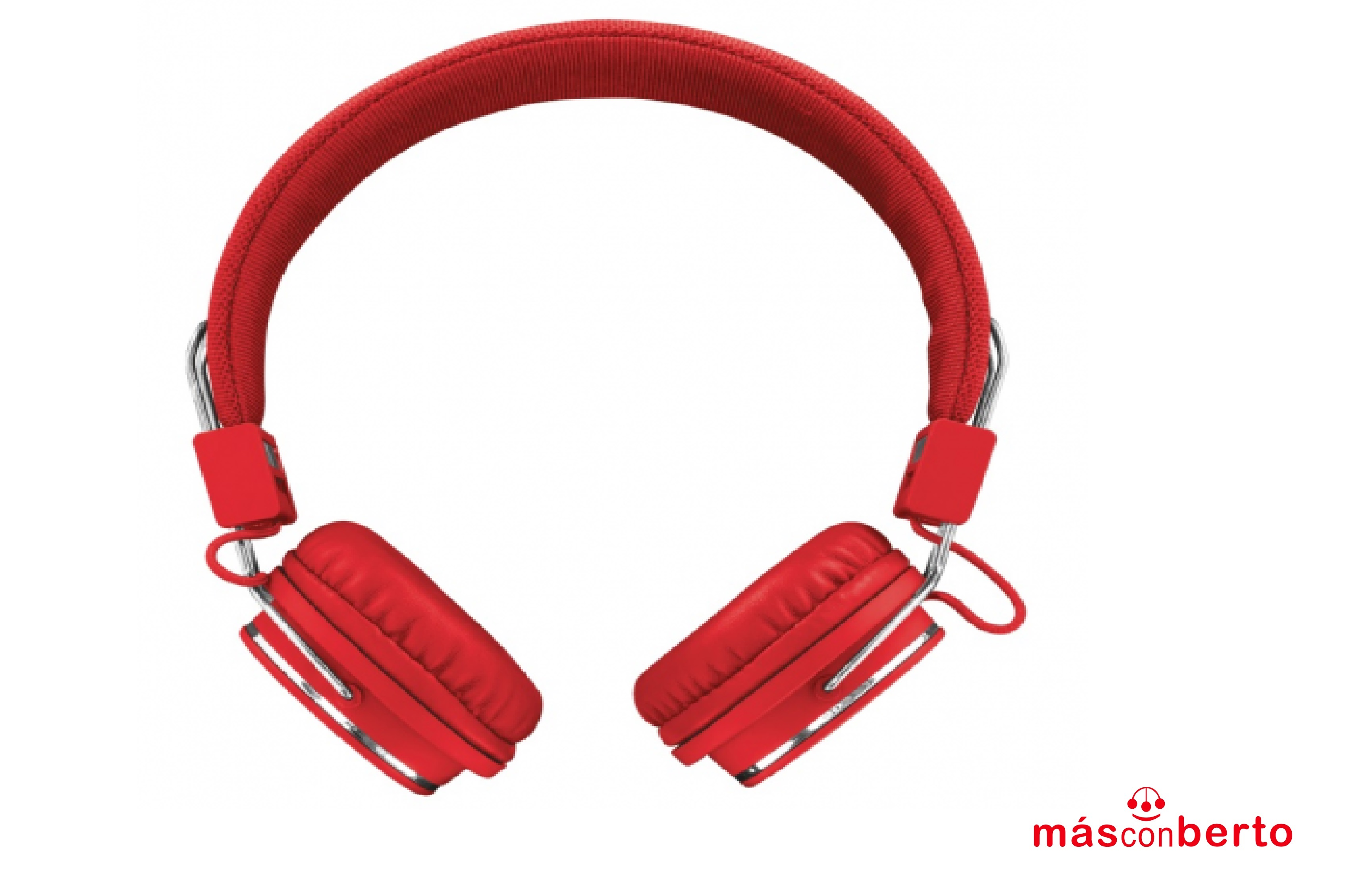 Auriculares Urban Ziva Red...