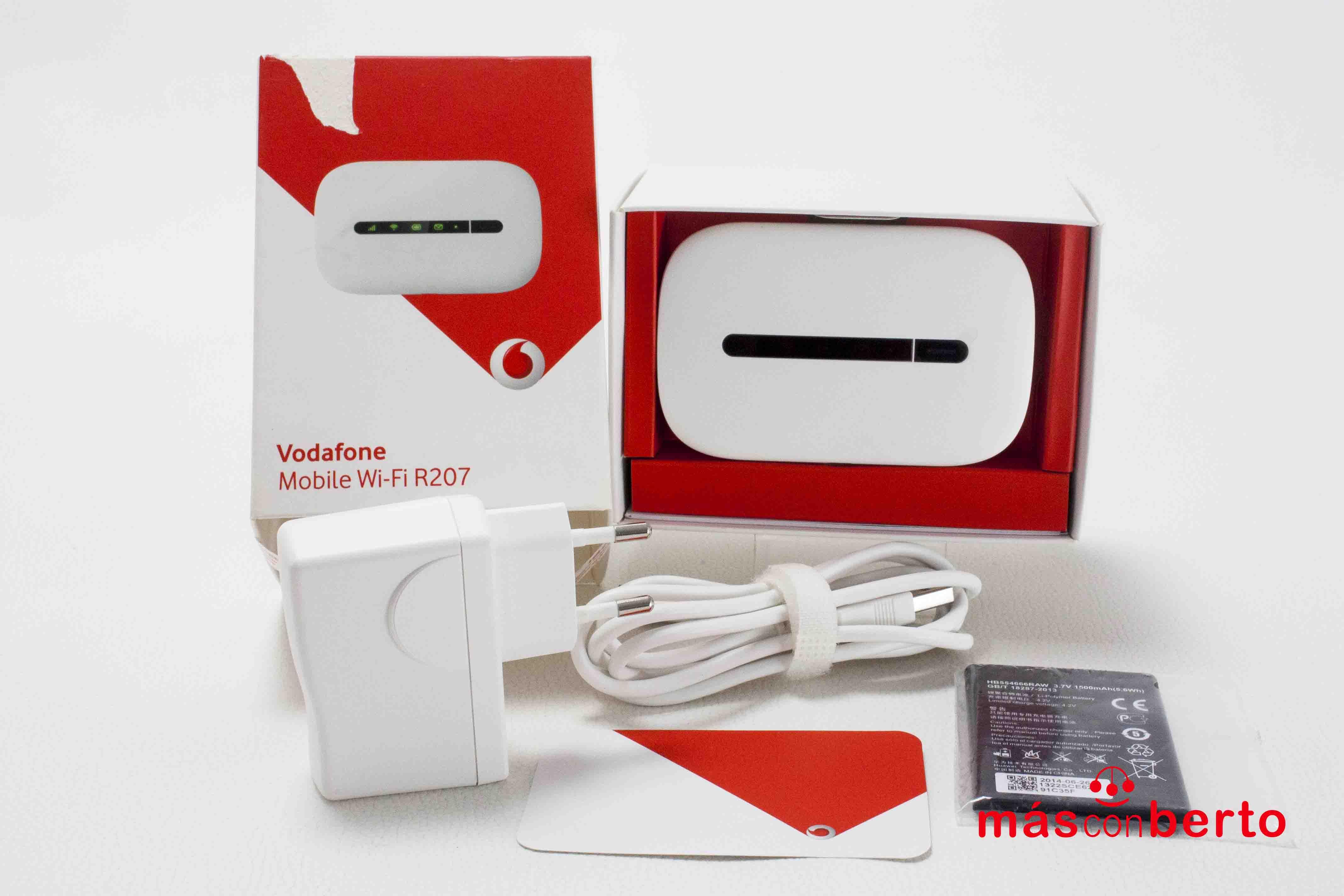 Router Wi-Fi R207 vodafone