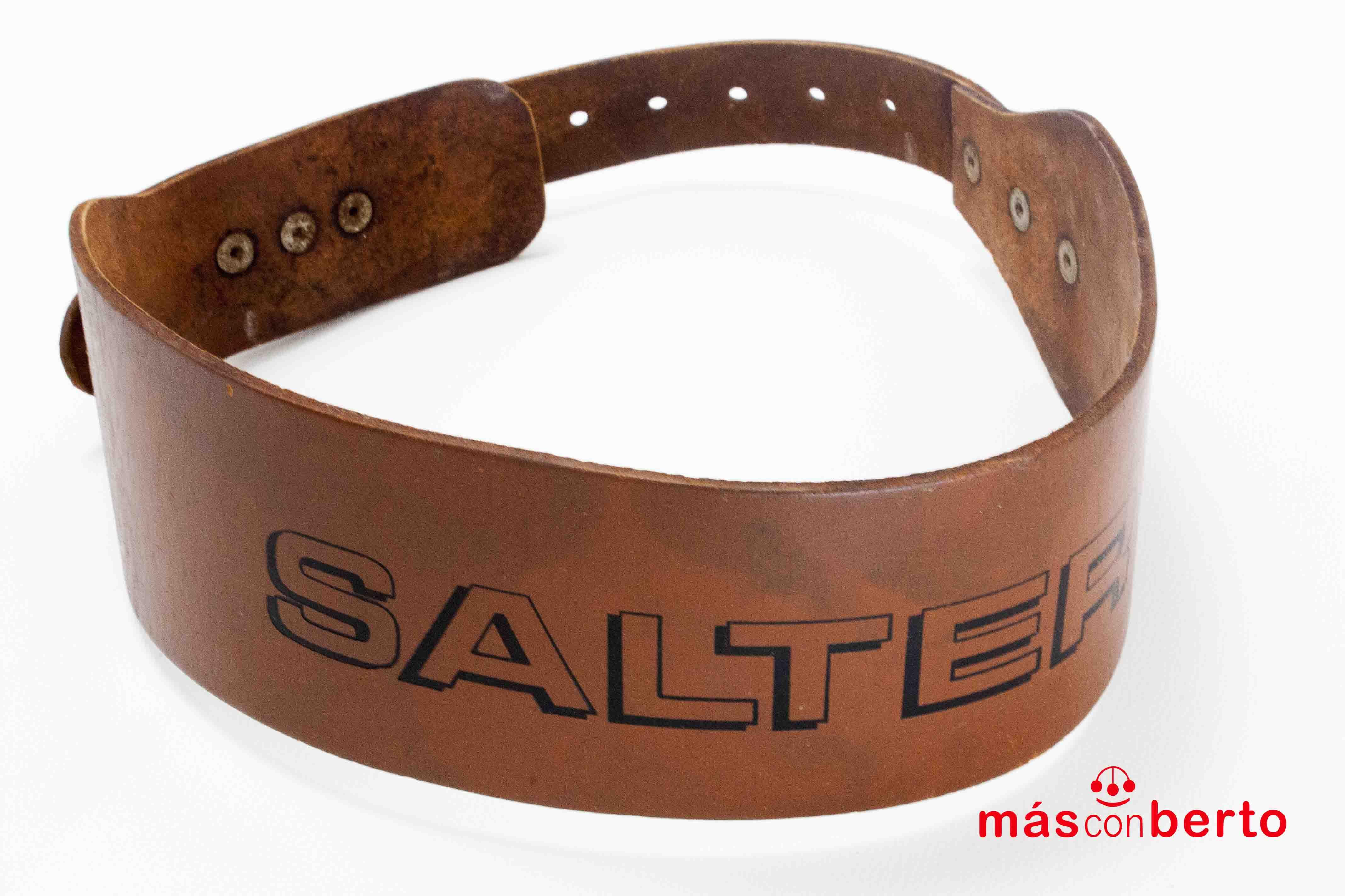 Cinturón Halterofilia Salter
