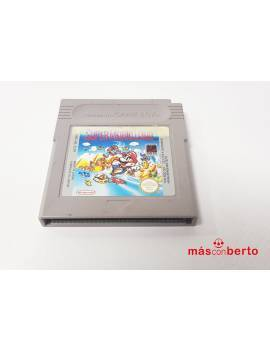 Juego GameBoy SUPER MARIO LAND