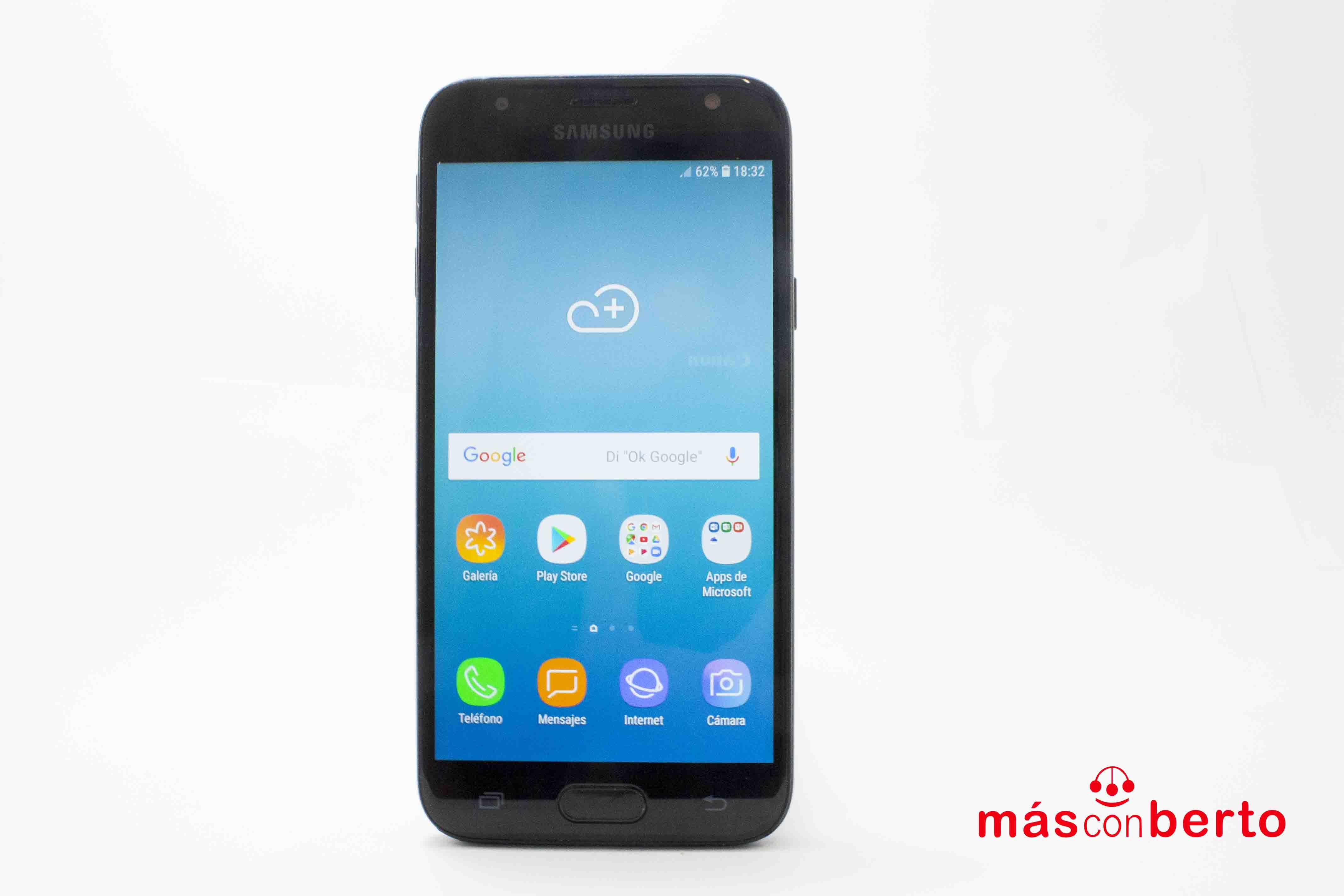 Móvil Samsung Galaxy J3...