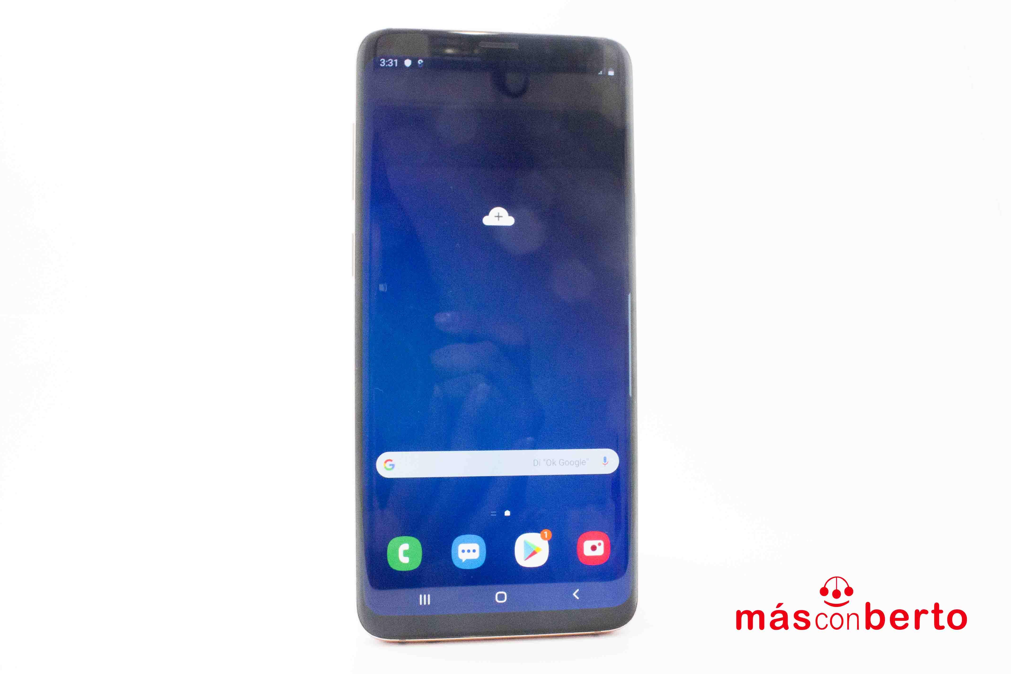 Móvil Samsung Galaxy S9+...