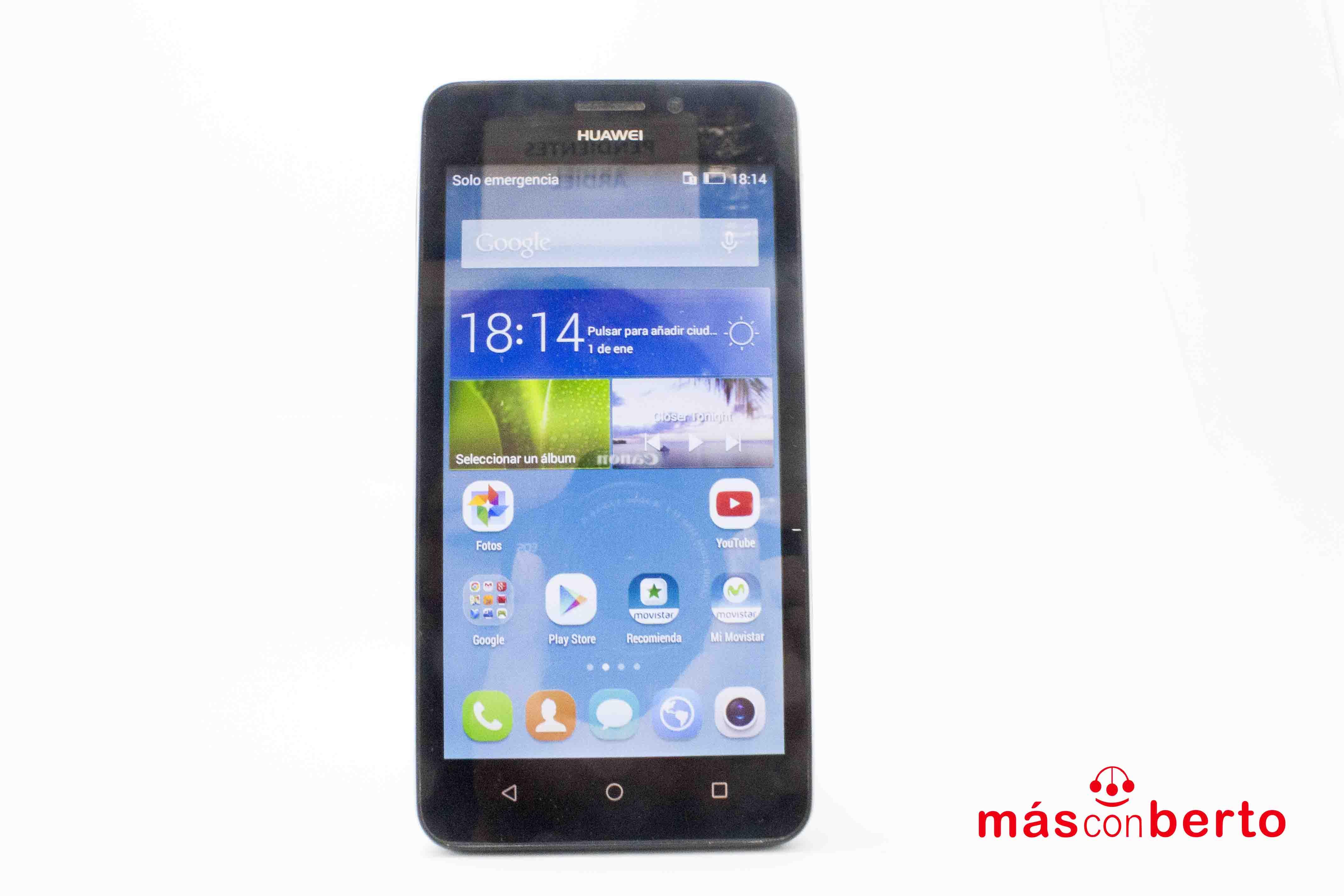 Móvil Huawei Y635