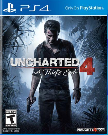Juego PS4 Uncharted 4 El...
