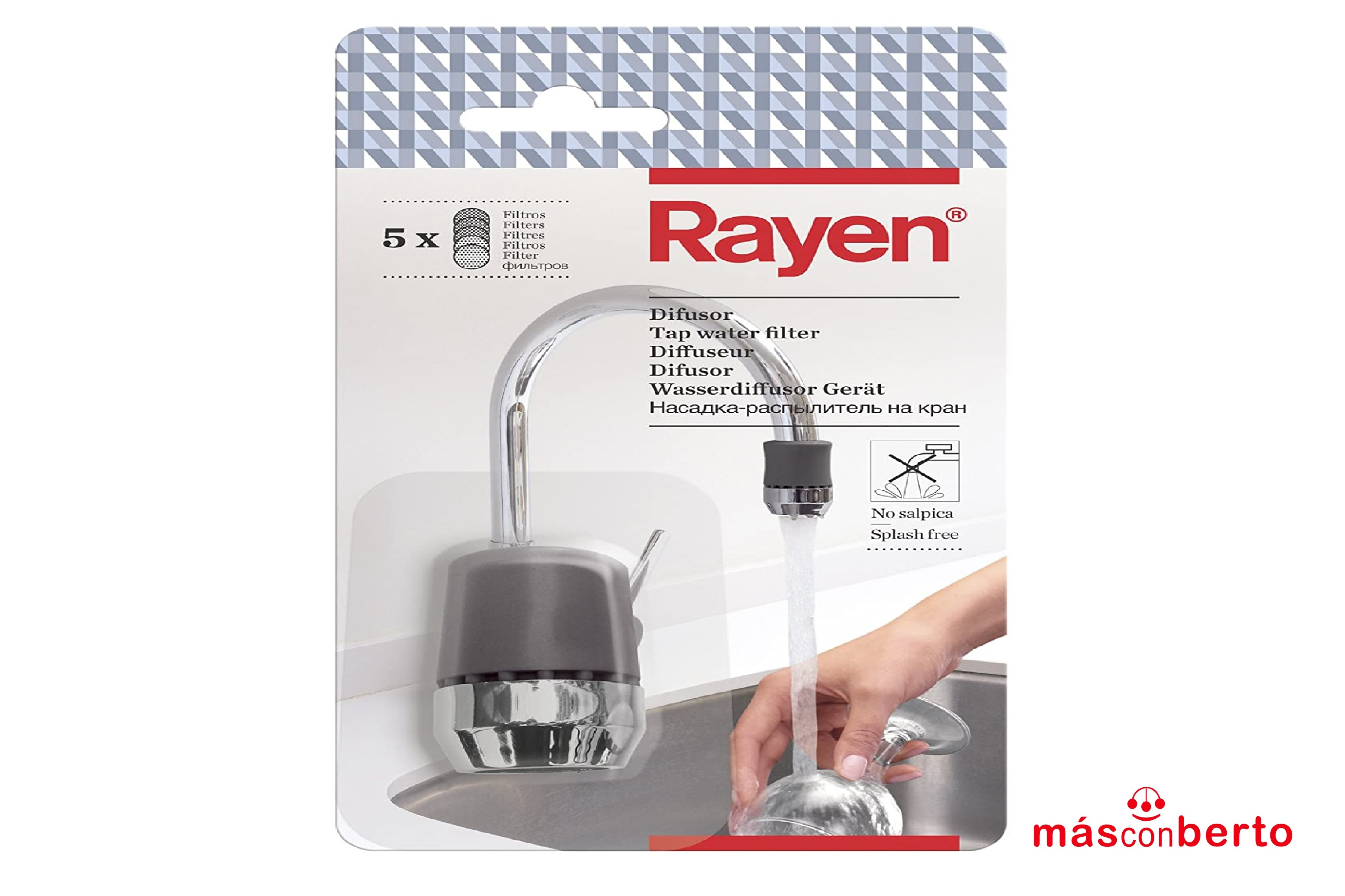 Difusor Rayen