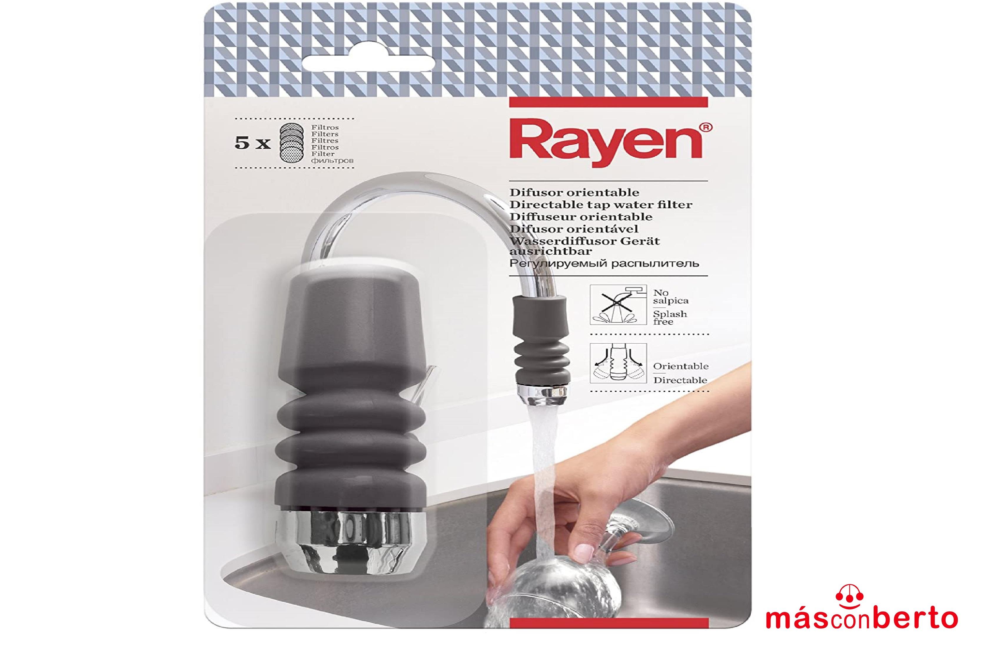 Difusor Orientable Rayen