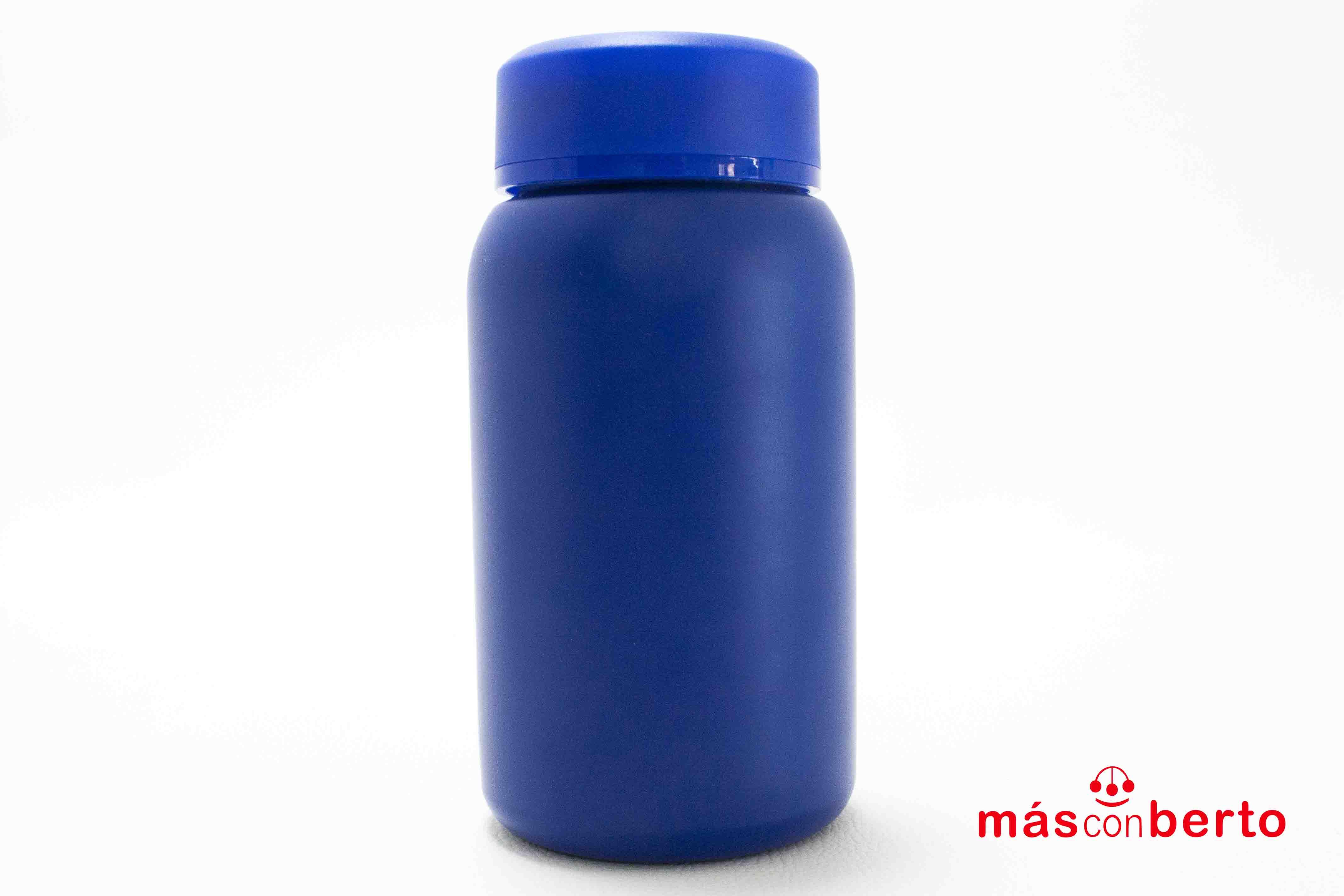 Vaso térmico azul