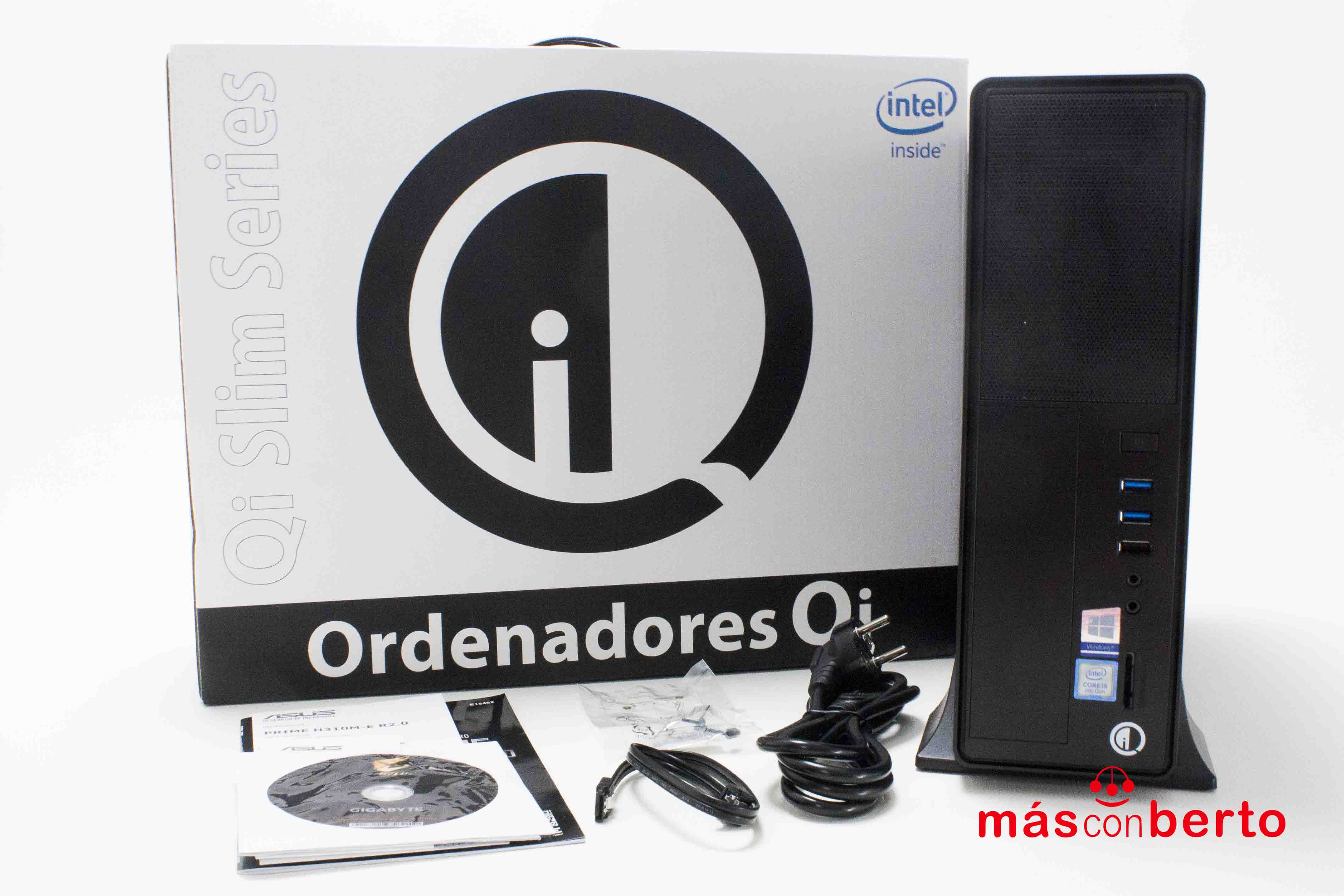 PC Qi Slim 598S0599