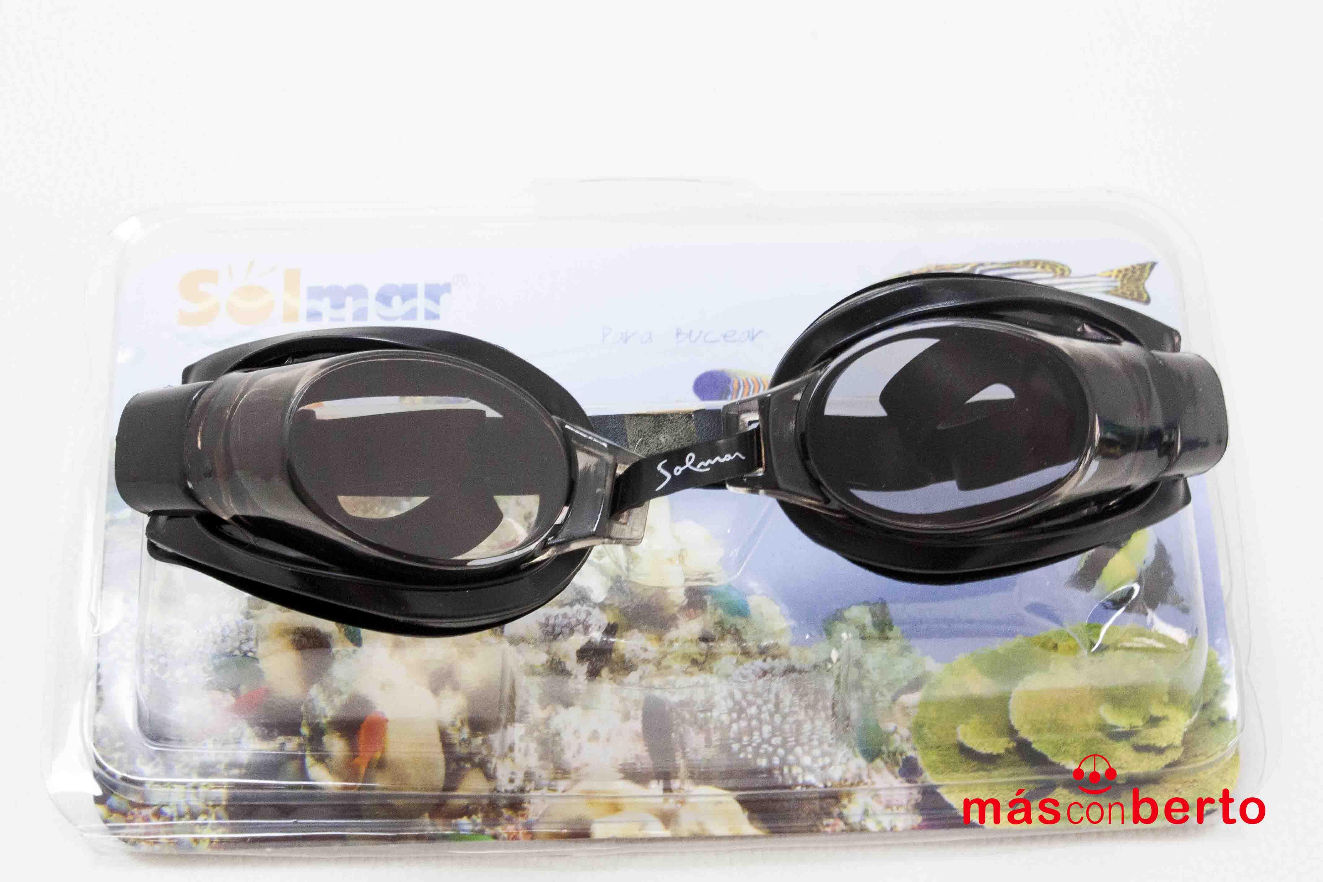 Gafas de piscina Solmar
