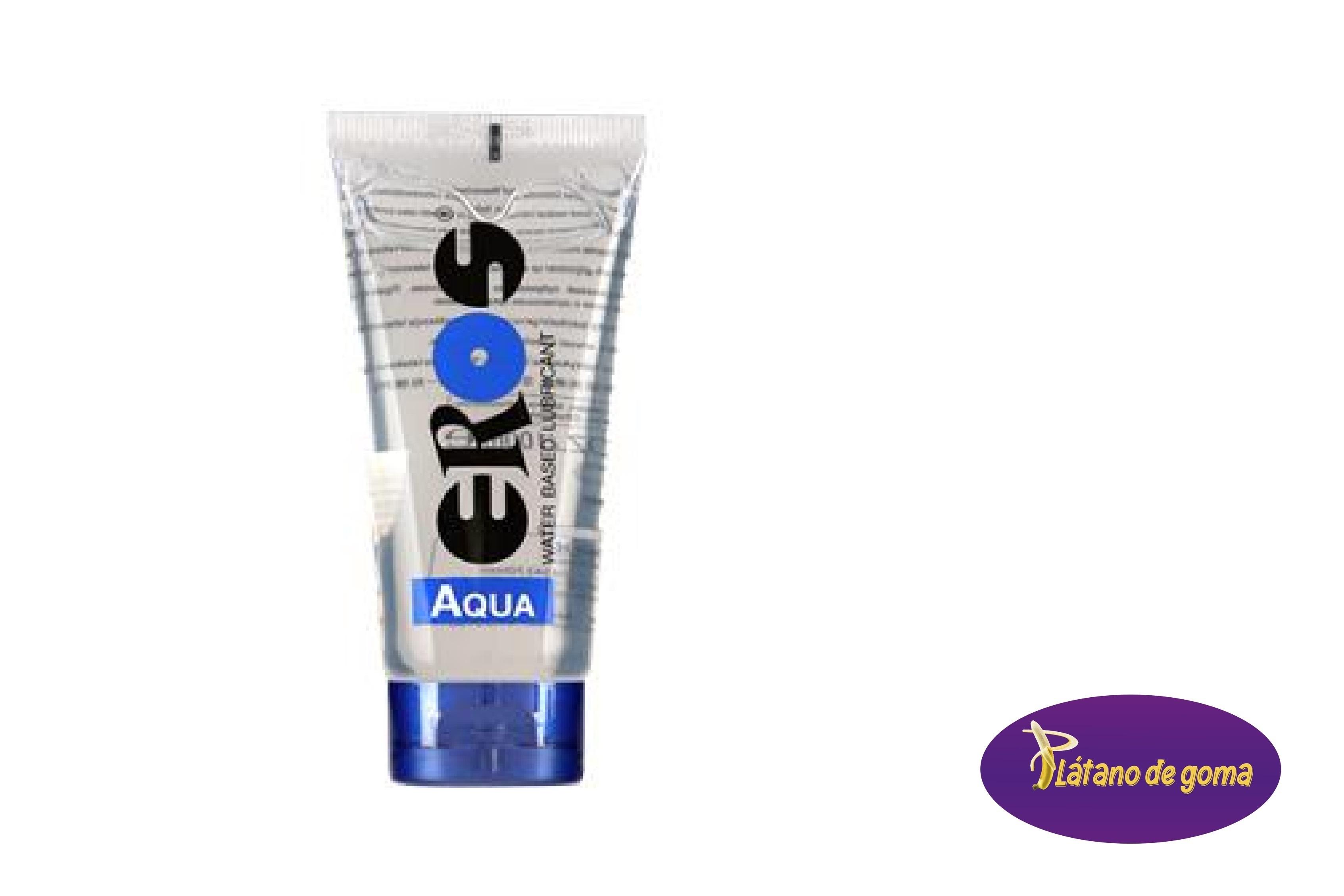 Lubricante Base Agua Aqua...