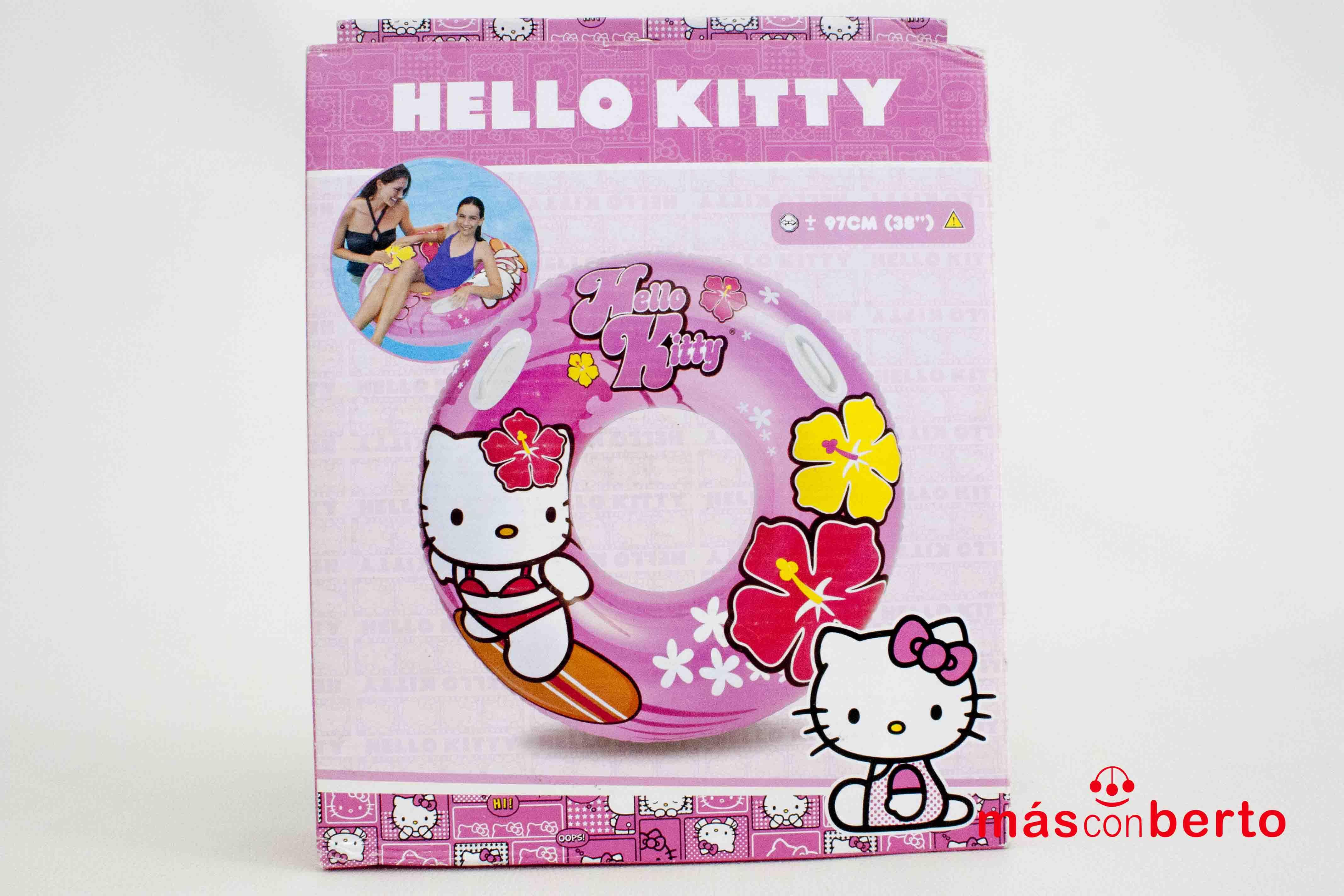 Flotador Hello Kitty 97cm...