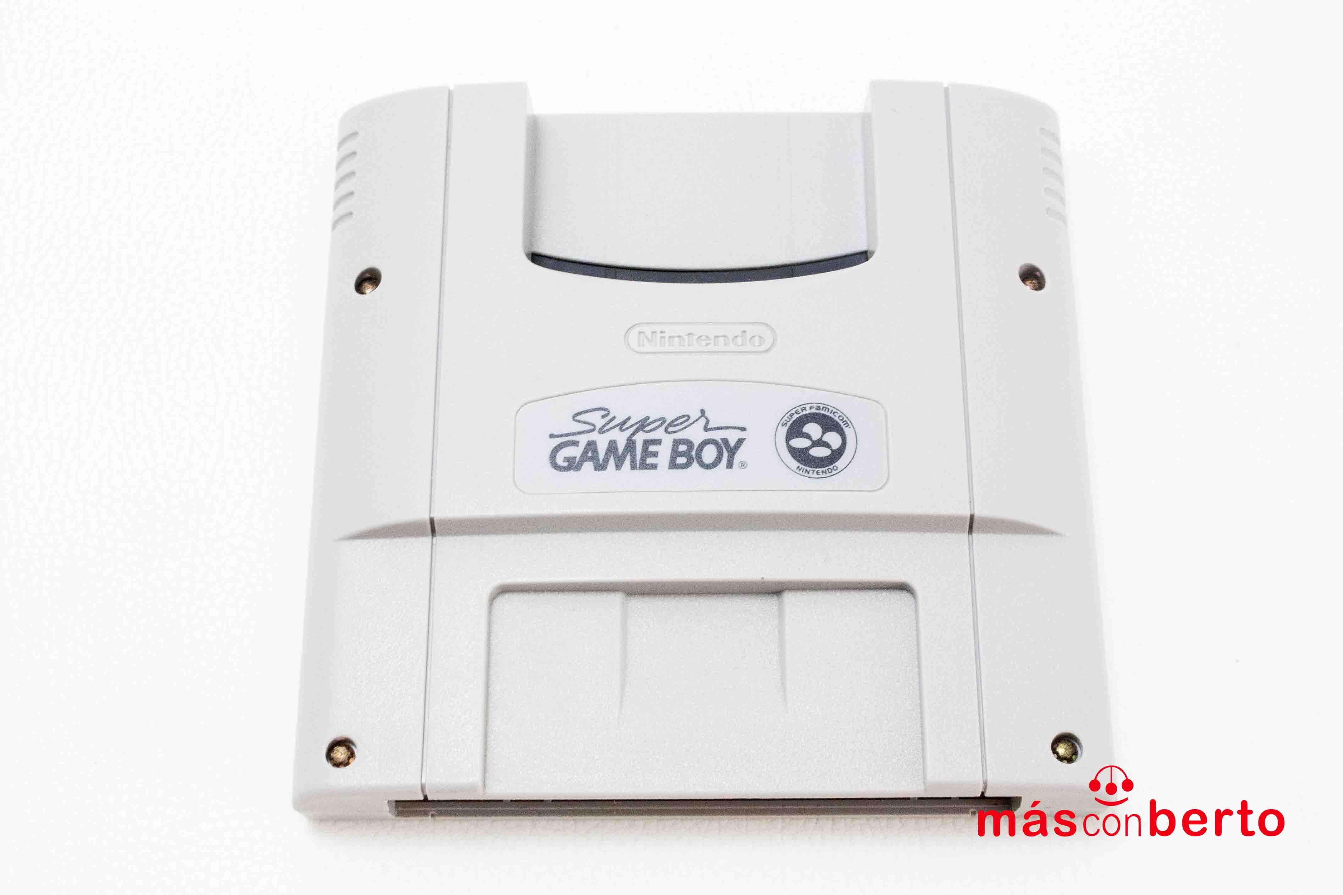 Adaptador GameBoy para...