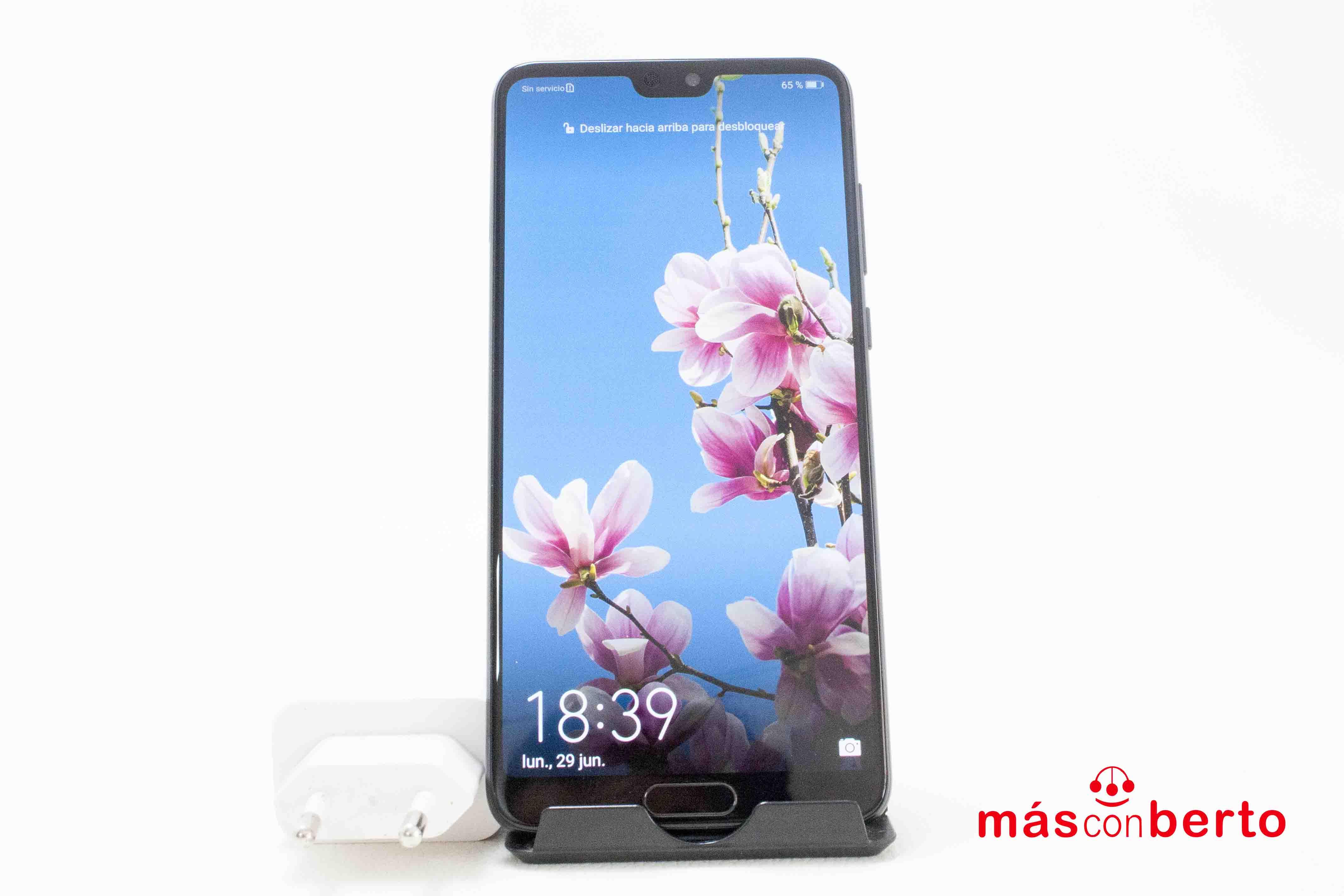 Móvil Huawei P20 Pro 128Gb...