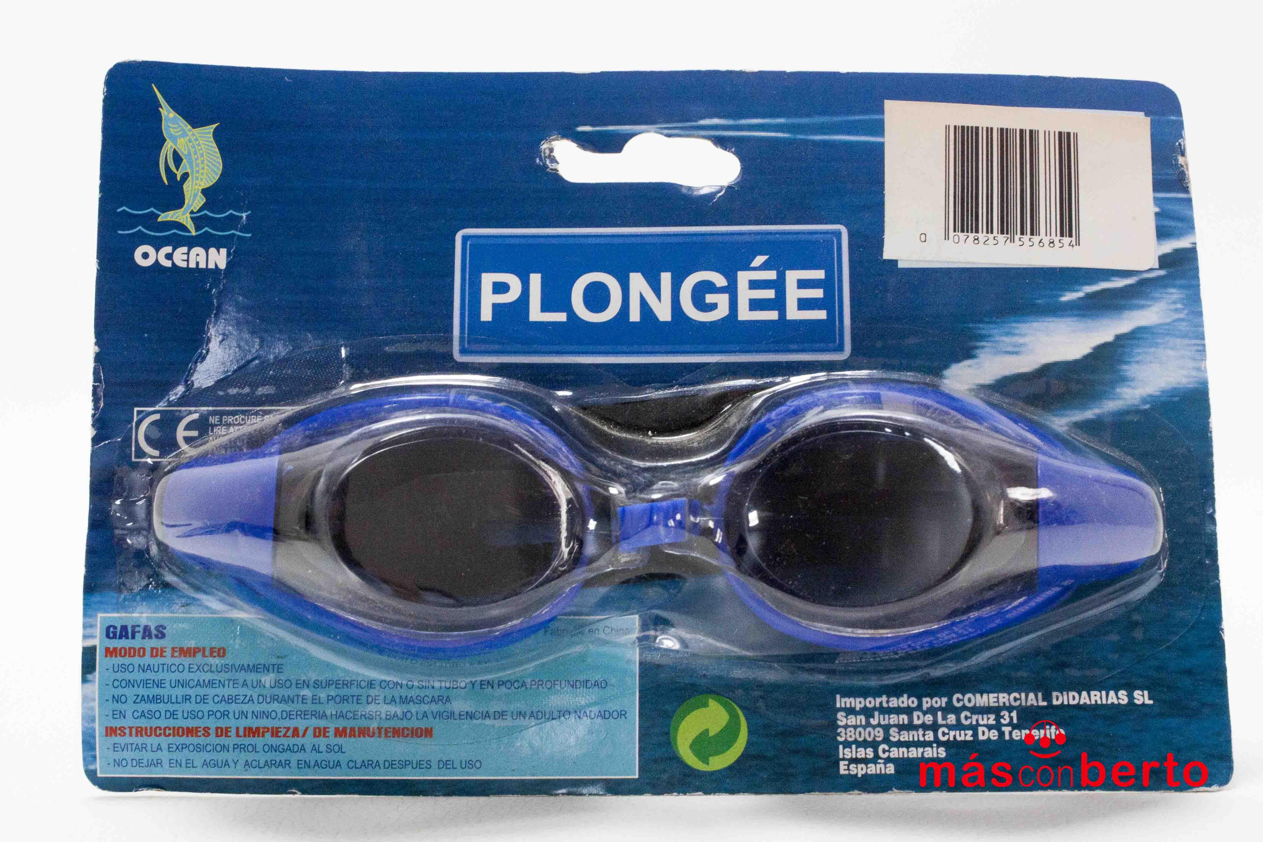 Gafas de piscina Plongee...