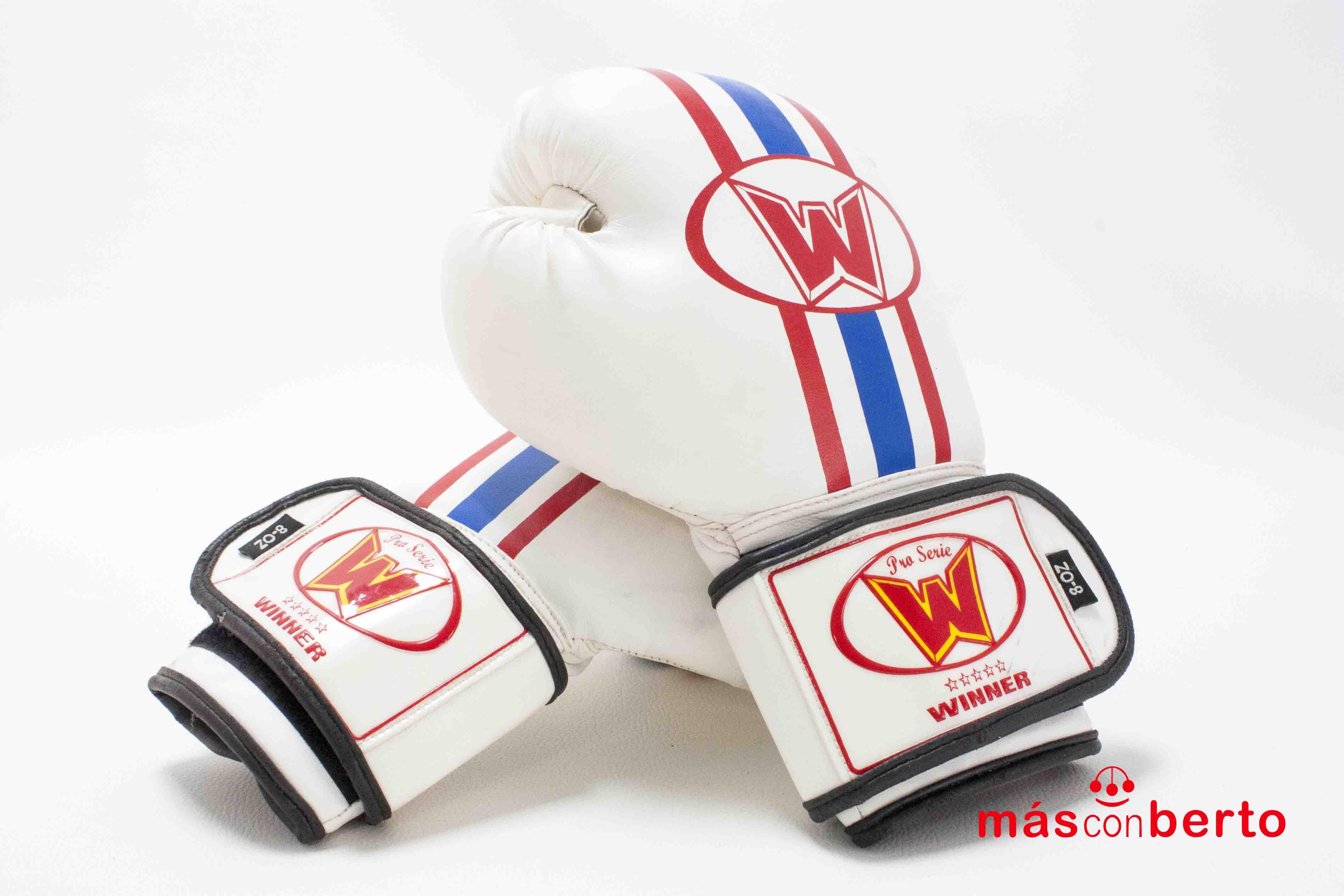 Guantes de boxeo Winner...