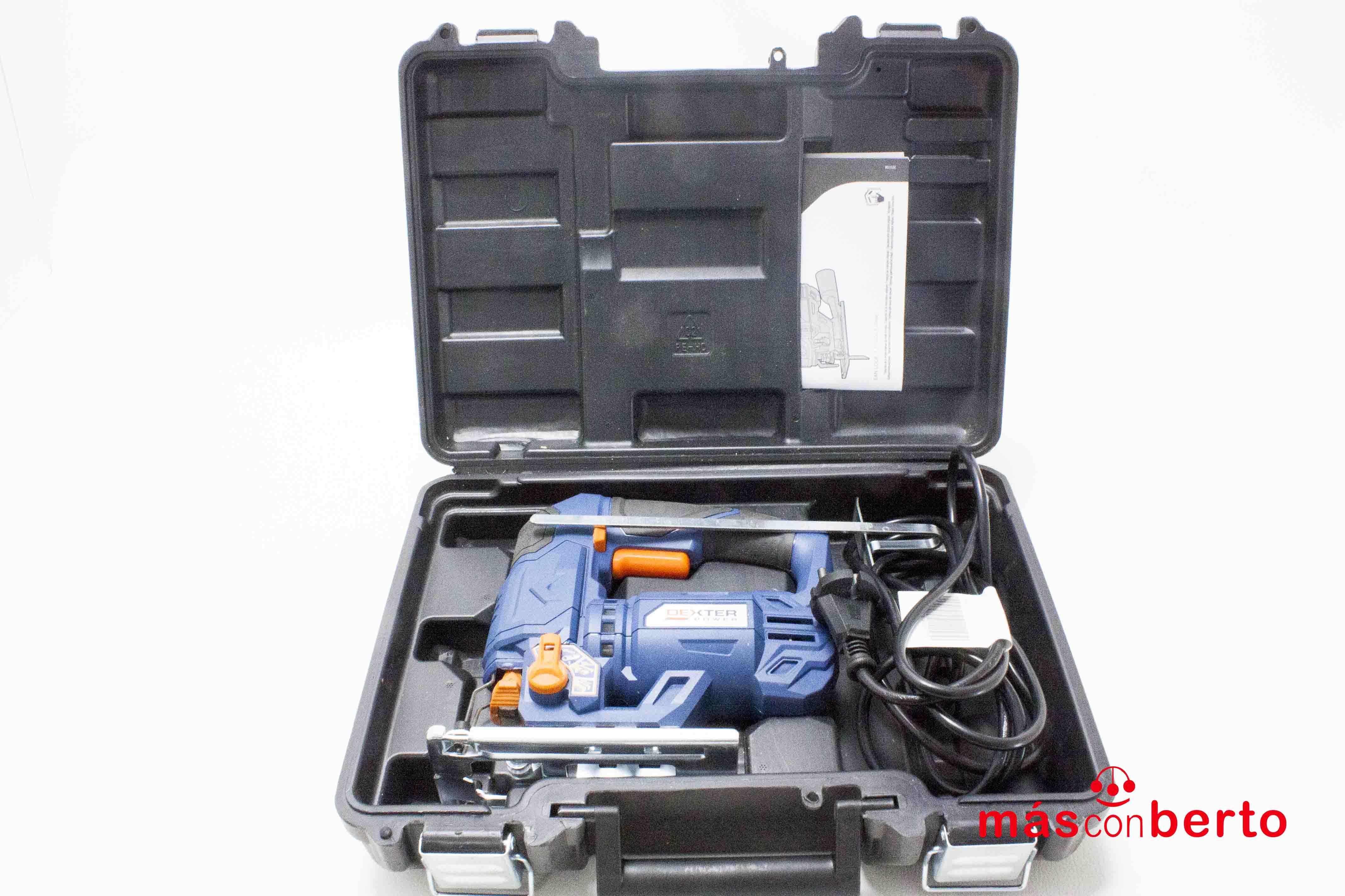 Caladora Dexter NC600JS 600W