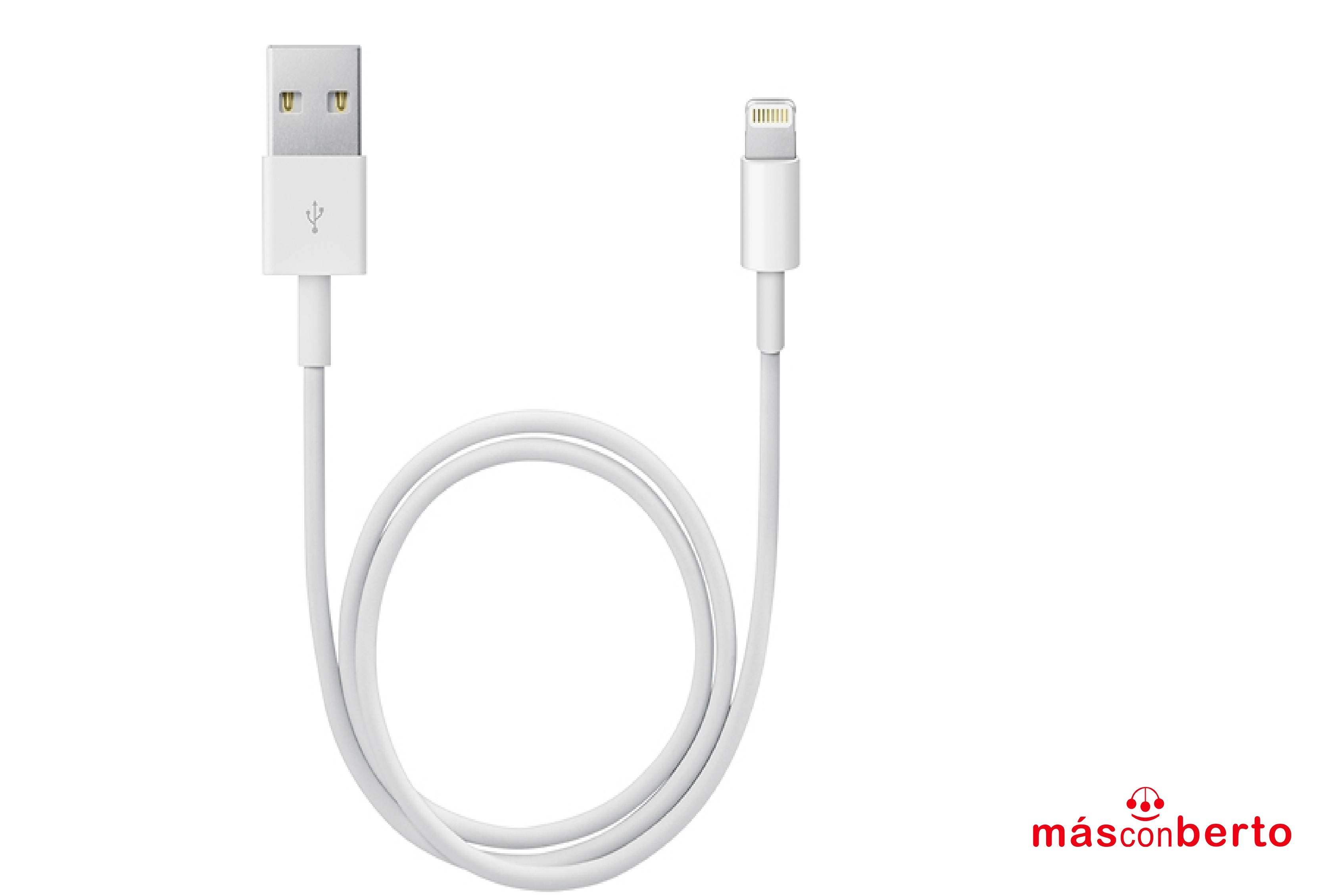 Cable Iphone USB 3M KM-106