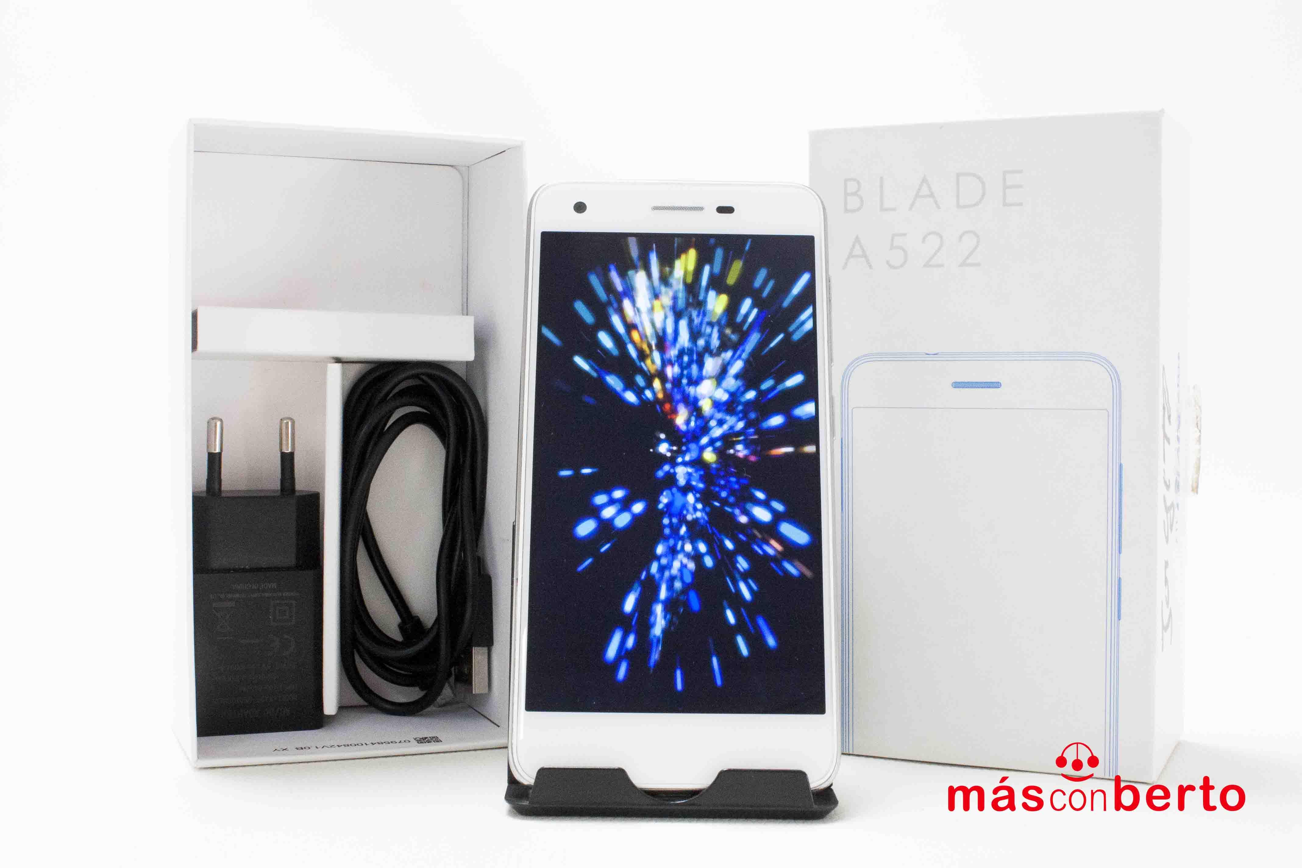 Móvil ZTE BLade A522 16GB