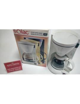 Cafetera eléctrica Solac 6...