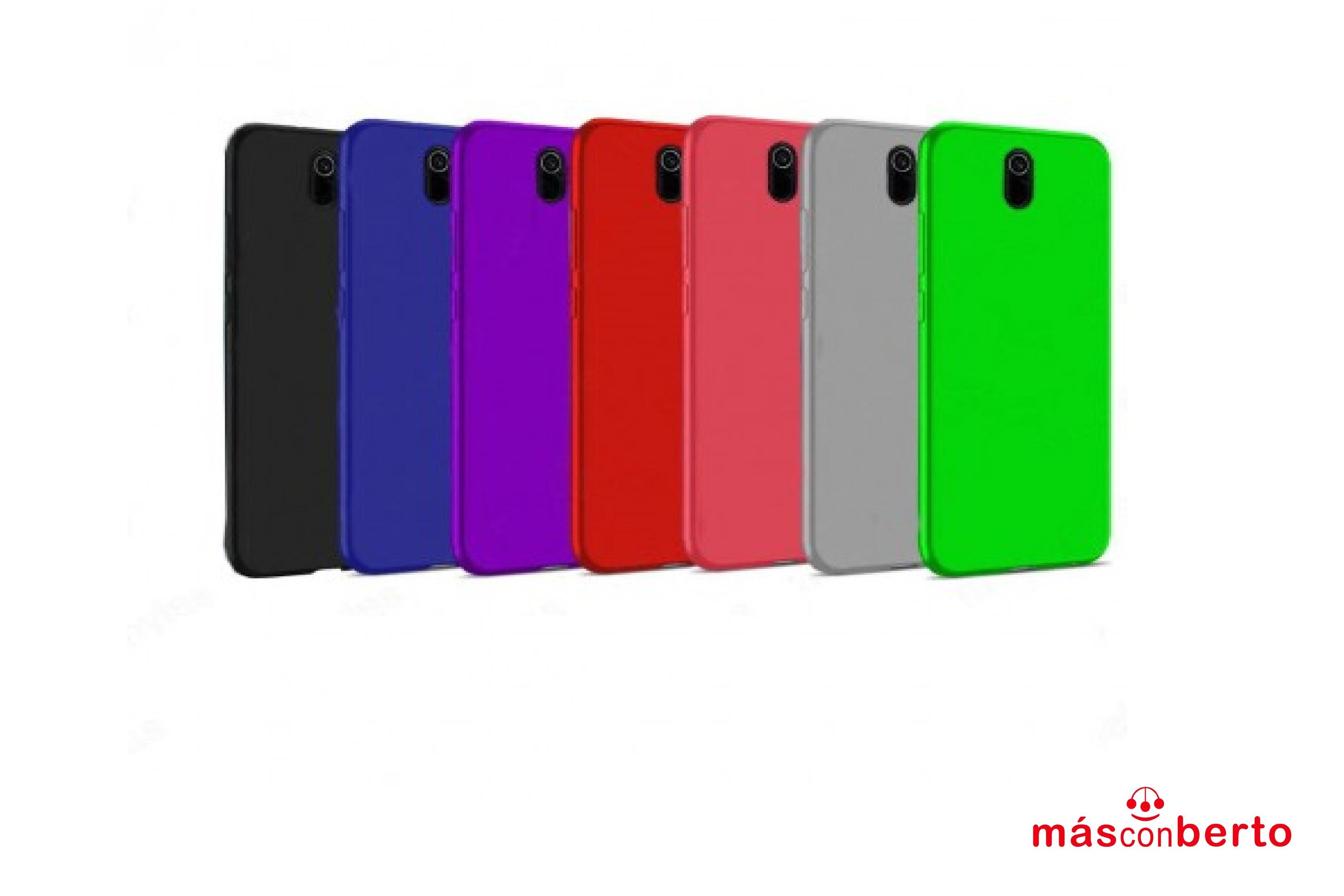 Funda Gel Xiaomi Redmi 7