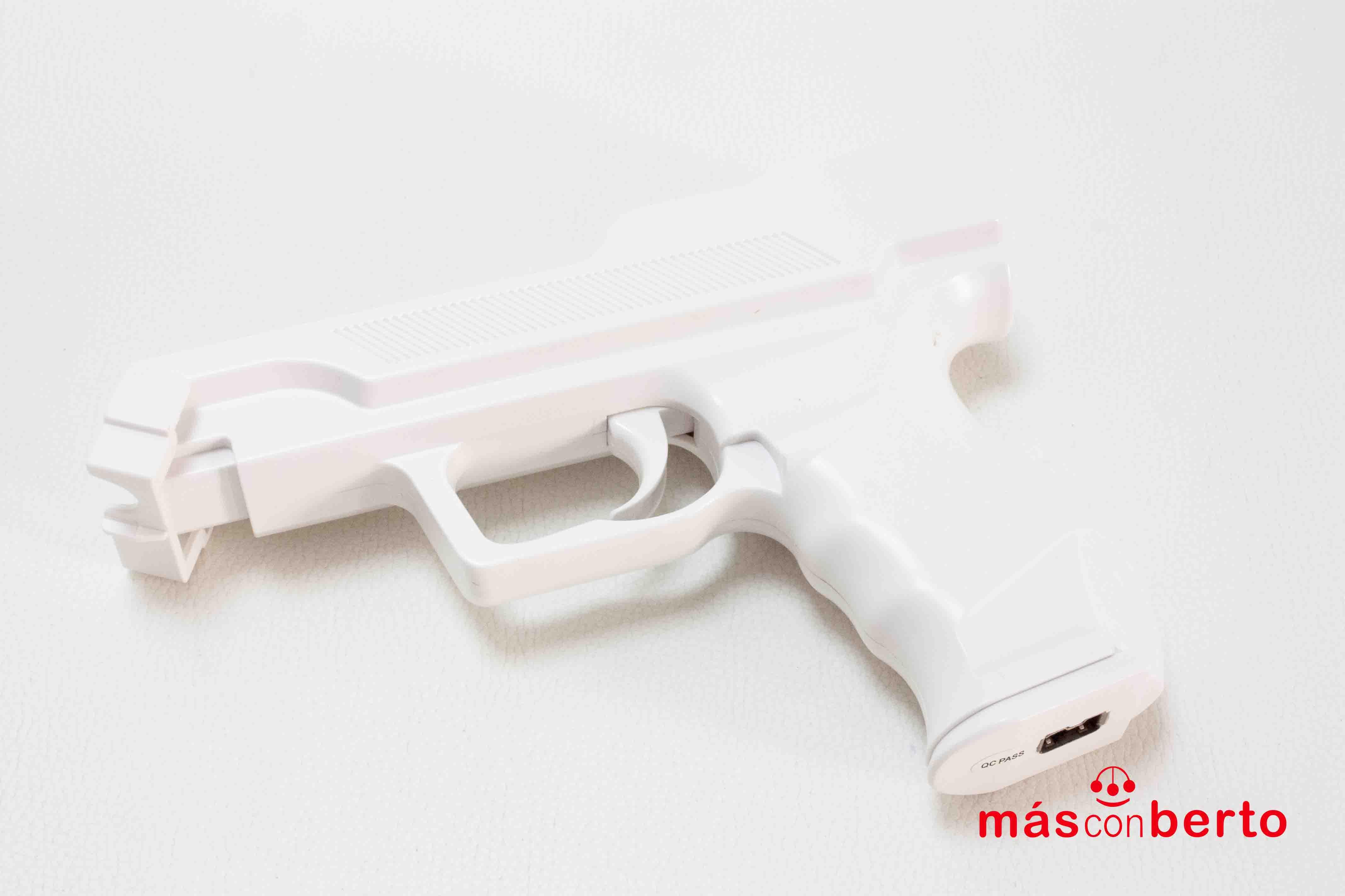 Pistola WiiGun para...