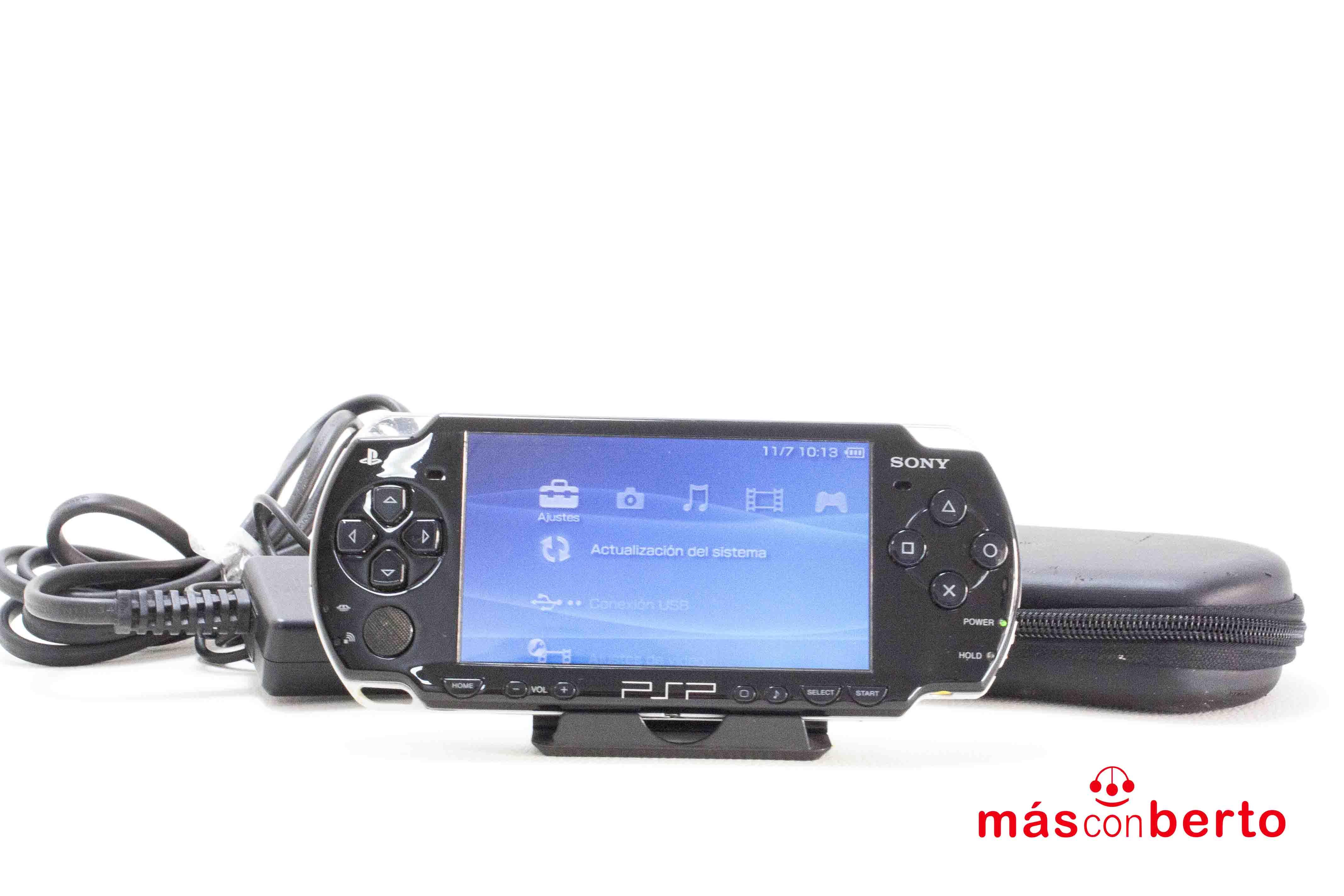 Consola PSP 2004 negra