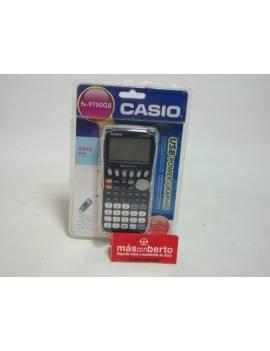 Calculadora científica Casio 9