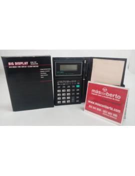 Calculadora con música ST-1011