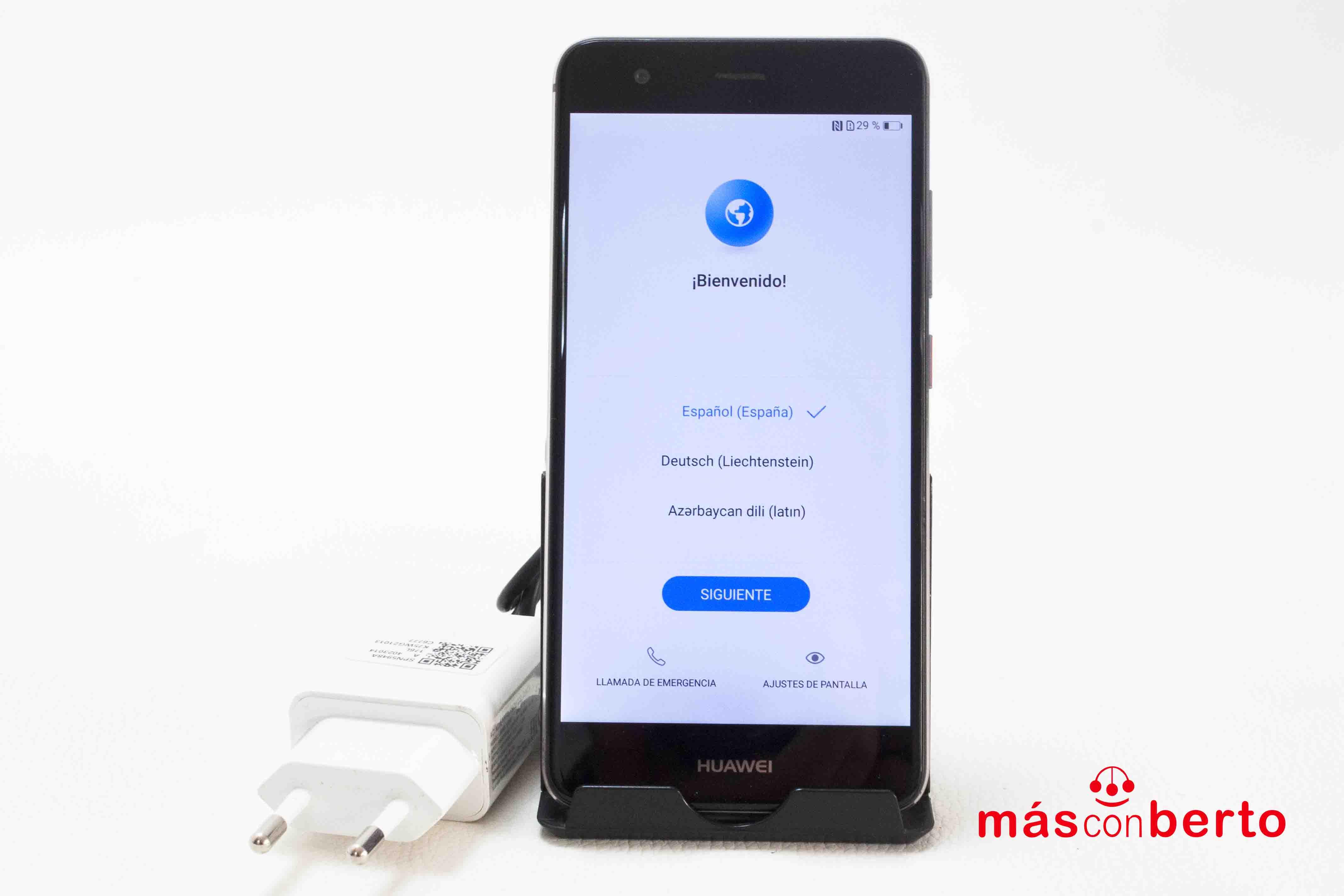 Móvil Huawei Nova CAN-L01 32GB