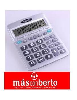 Calculadora Kadio KD1048B