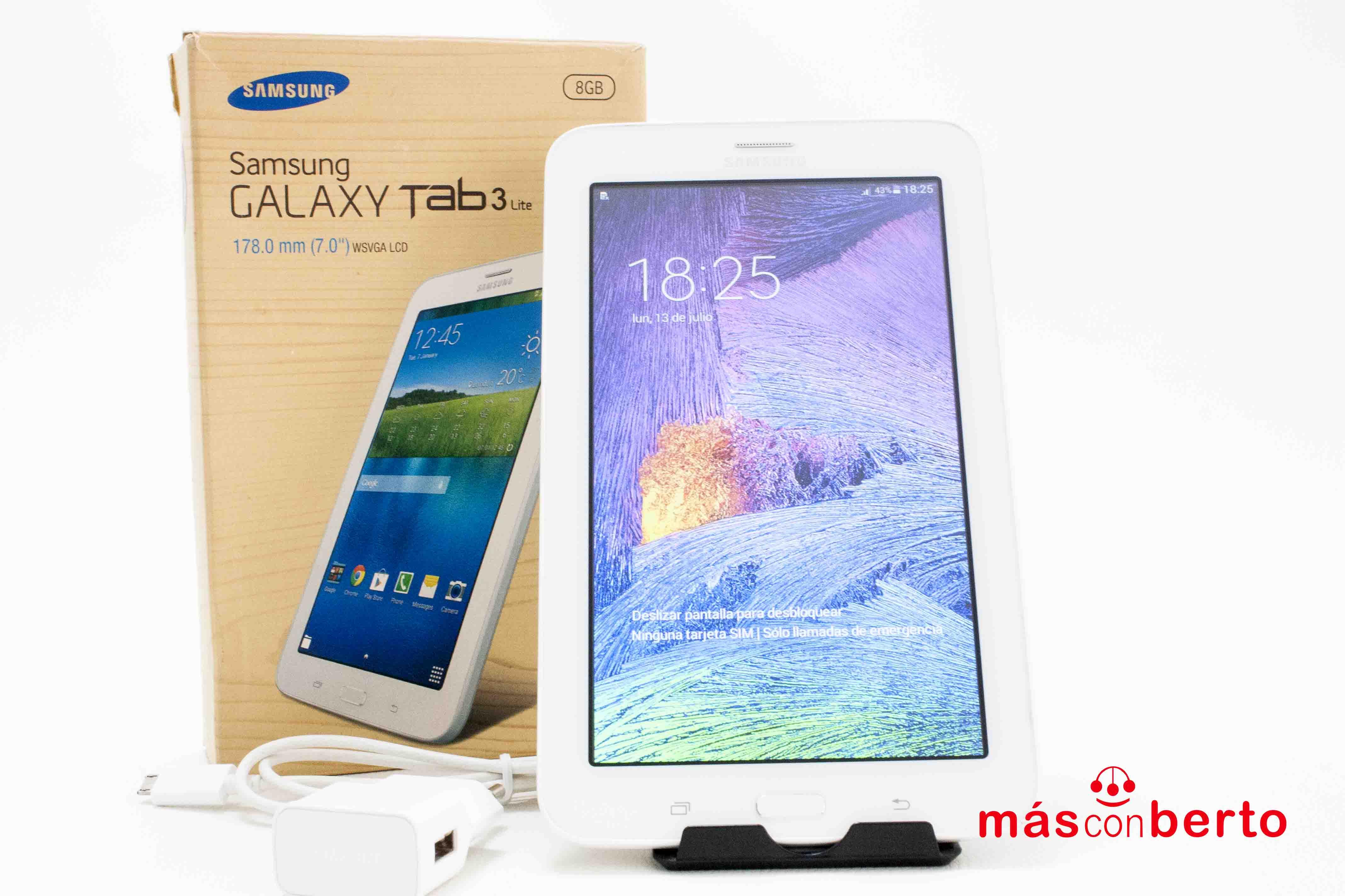 Tablet Samsung Galaxy Tab 3...