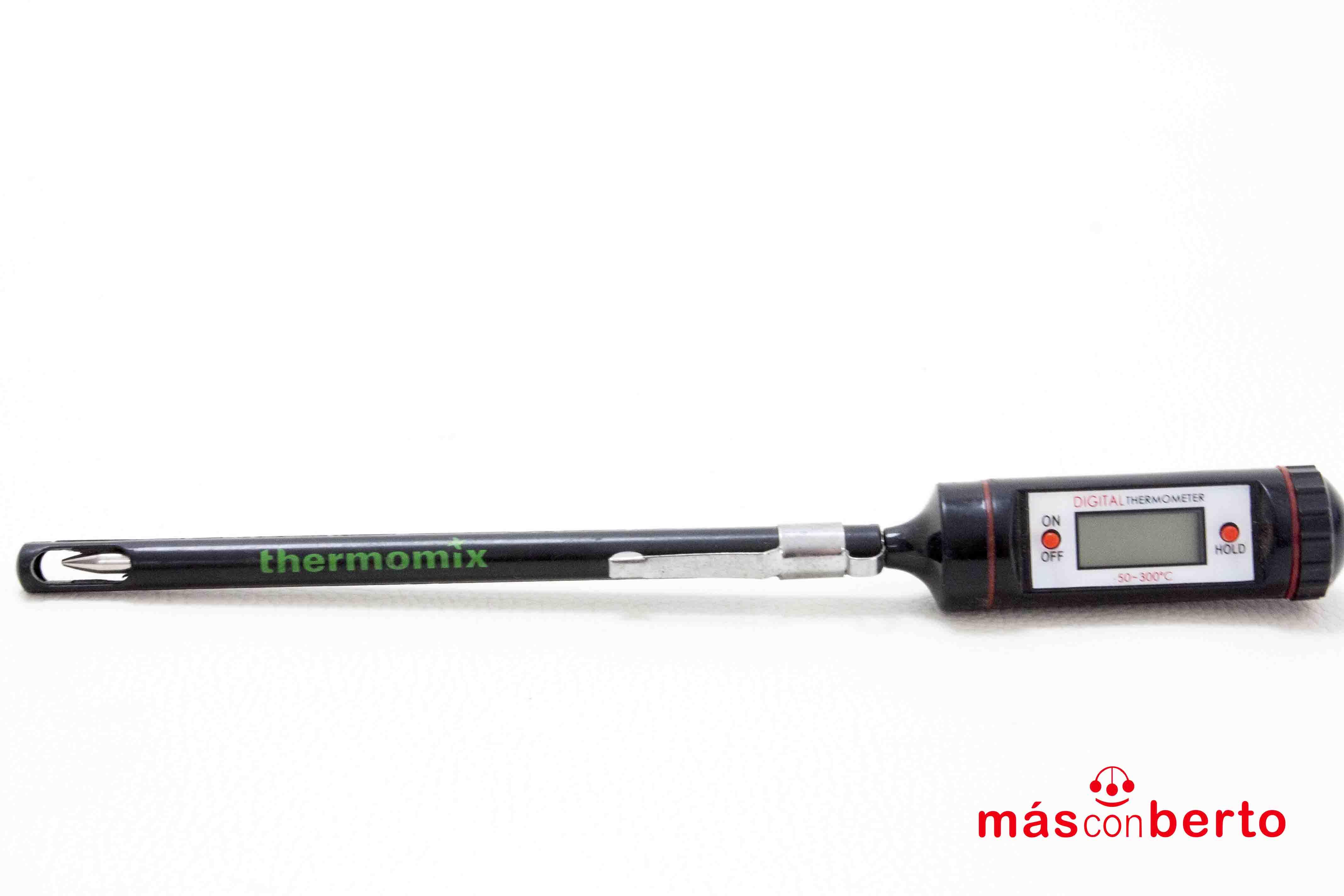 Termómetro Digital Thermomix