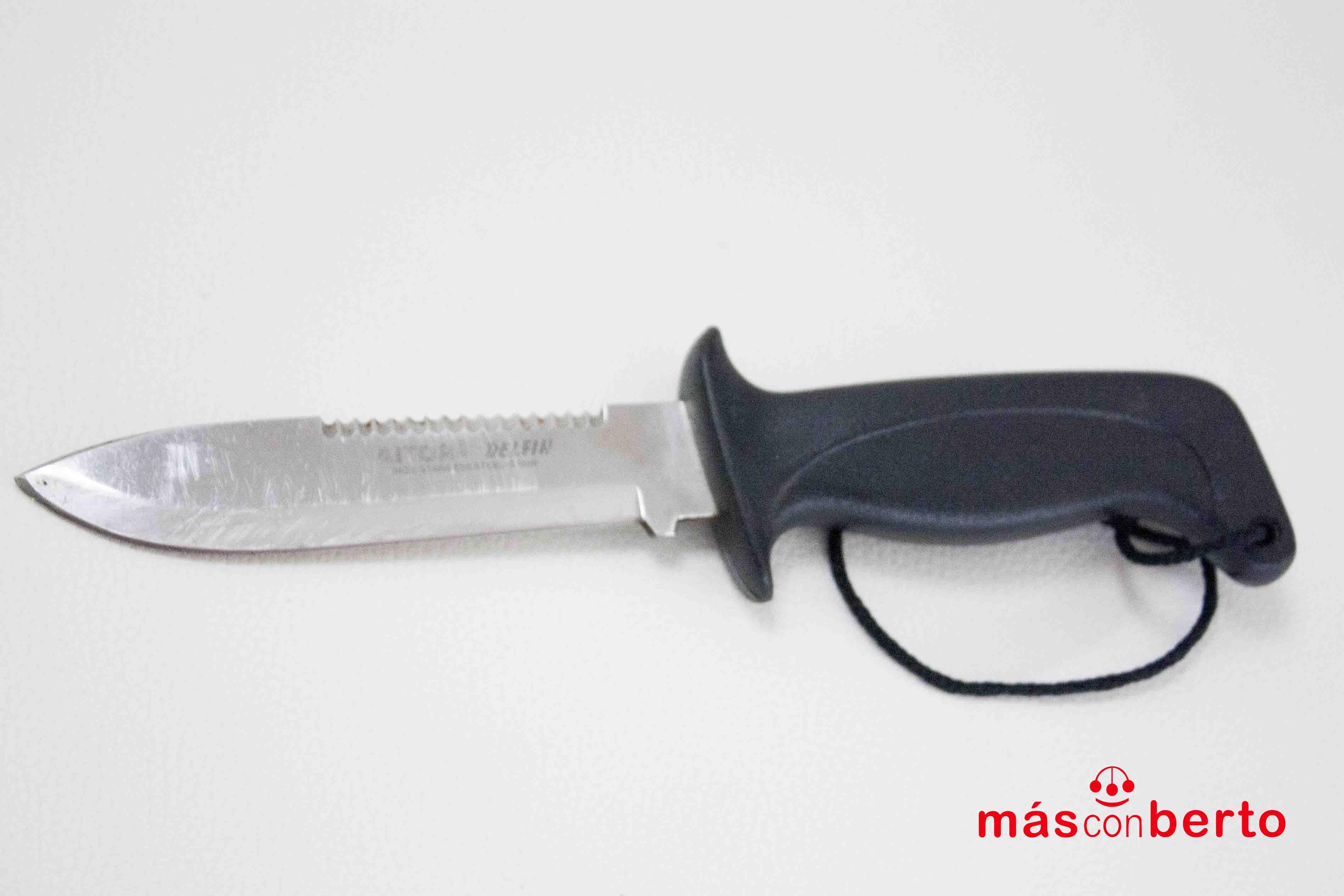 Cuchillo Aitor Delfín