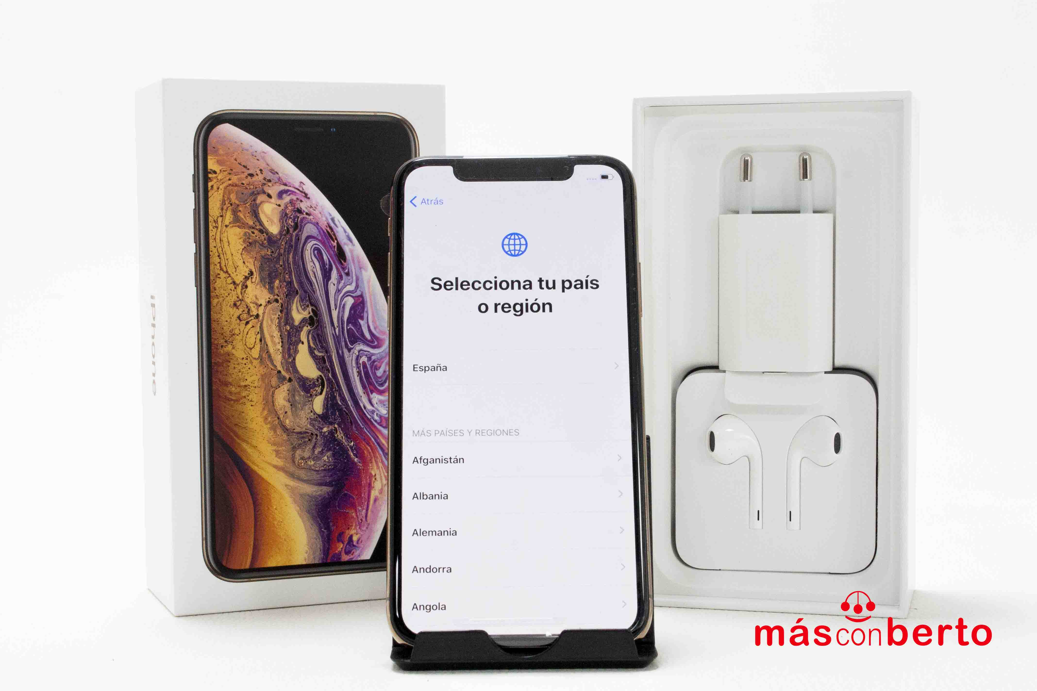 Móvil Apple iPhone XS 64Gb...