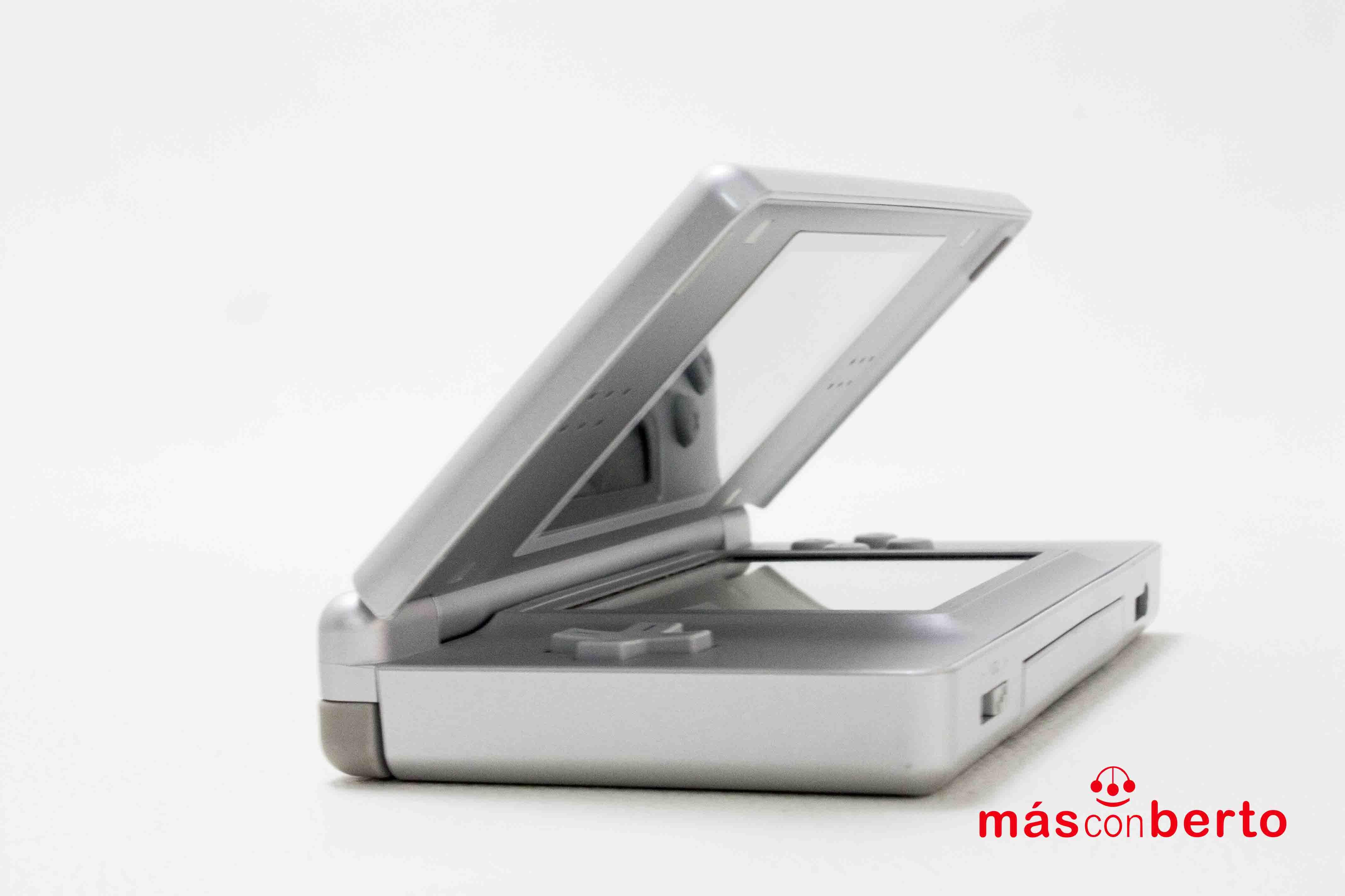 Consola Nintendo DS Lite Gris