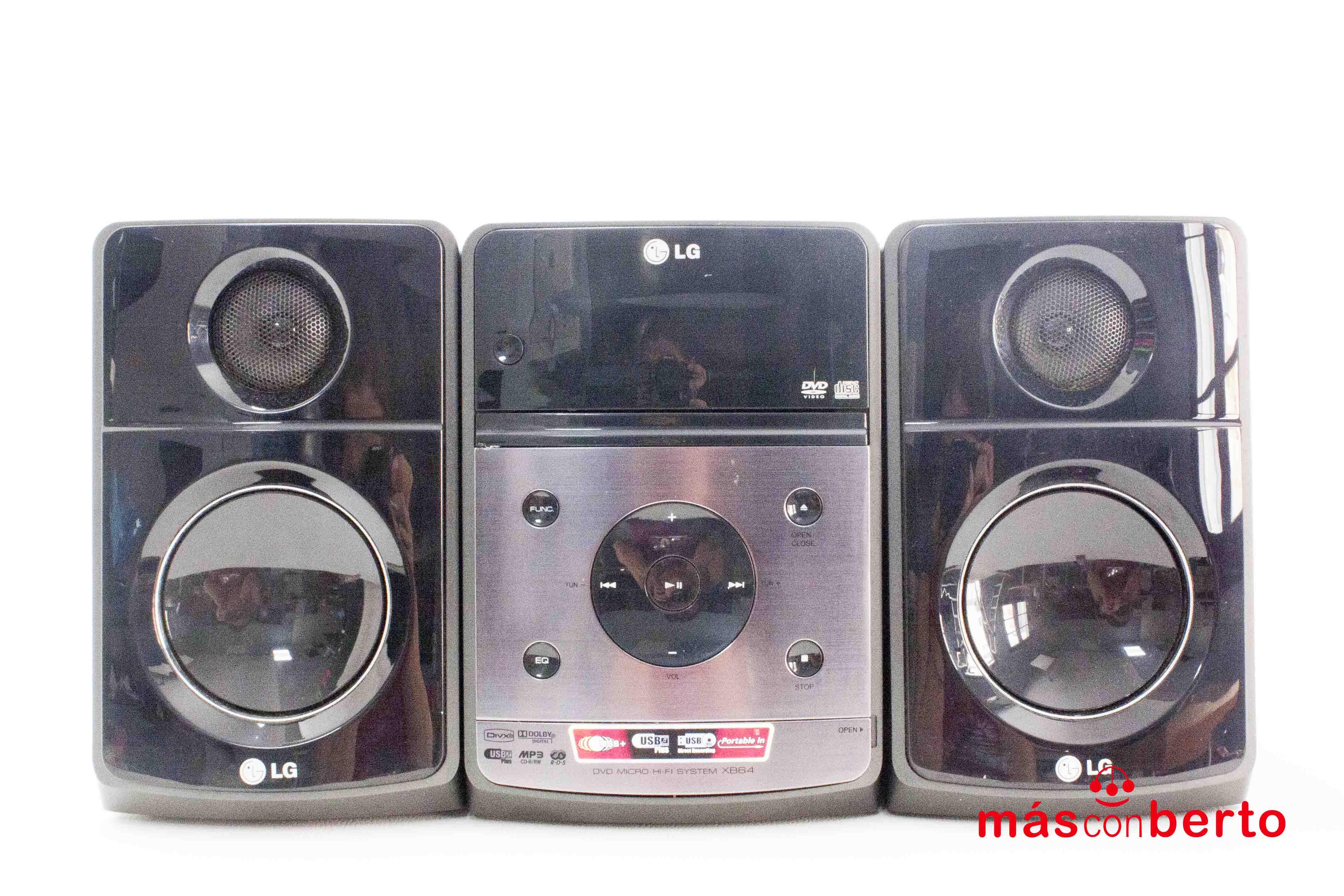 Minicadena LG  XB64-D0U