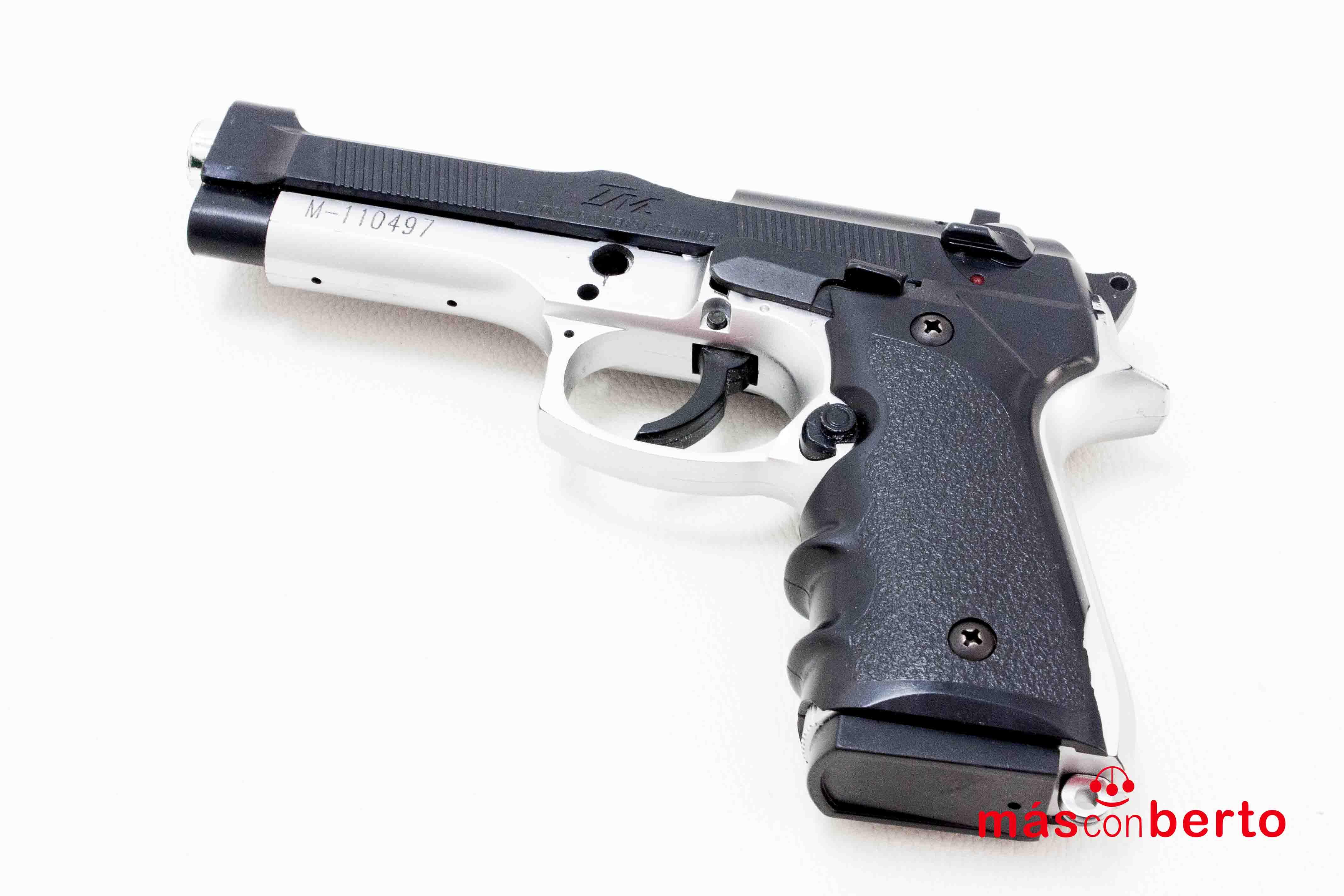 Pistola airsoft TM M-110497