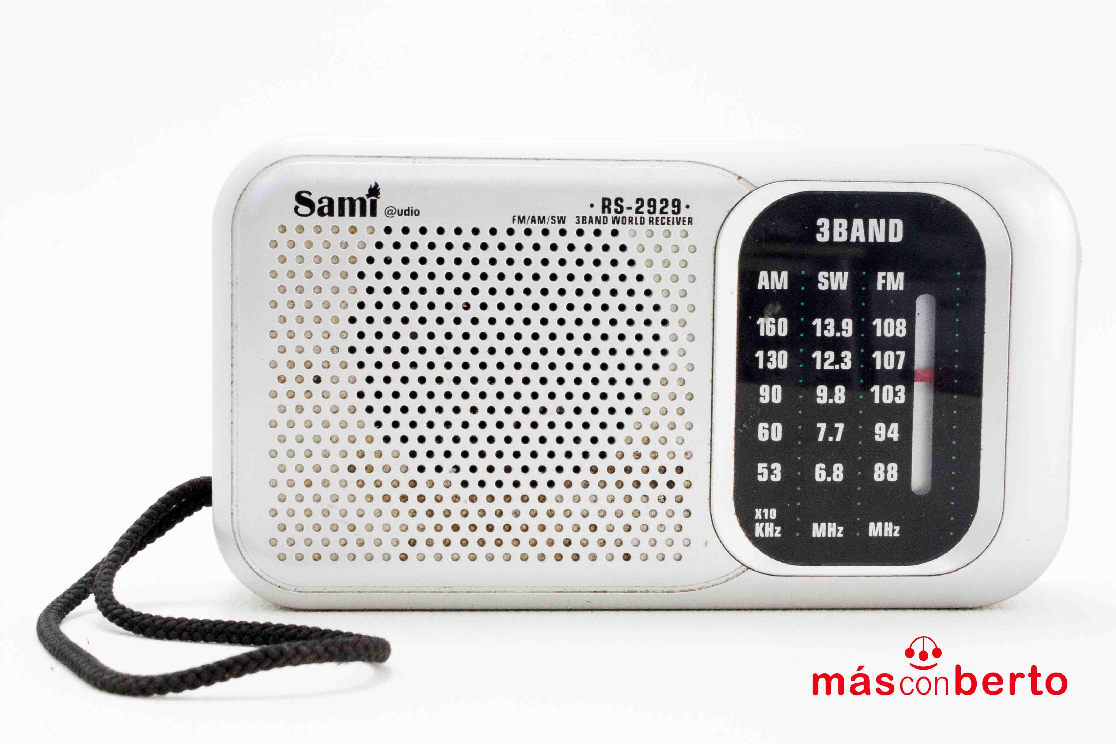 Radio AM/FM Sami RS-2929