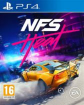 Juego PS4 NFS Heat