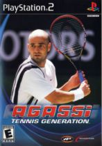 juego PS2 Agassi Tennis...