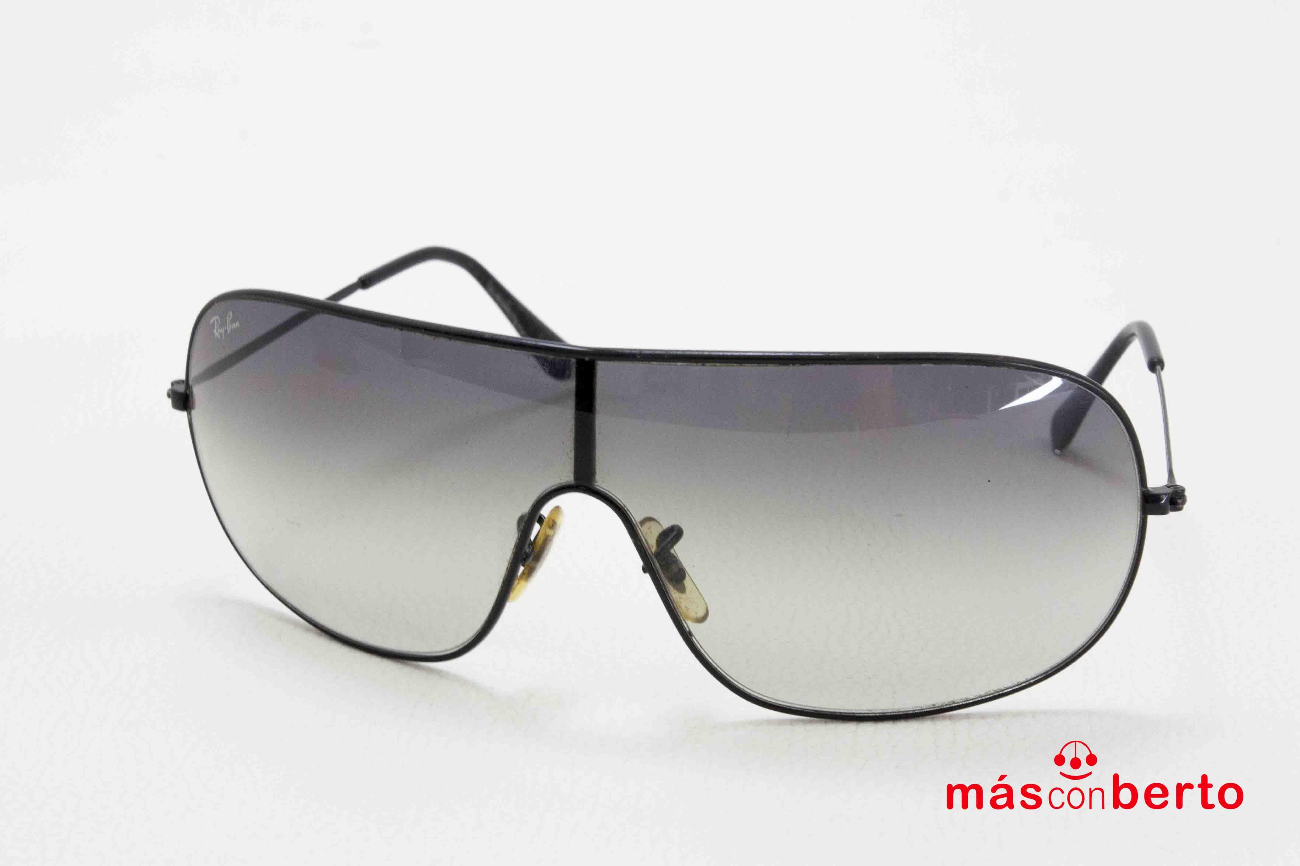 Gafas Rayban Unisex negro