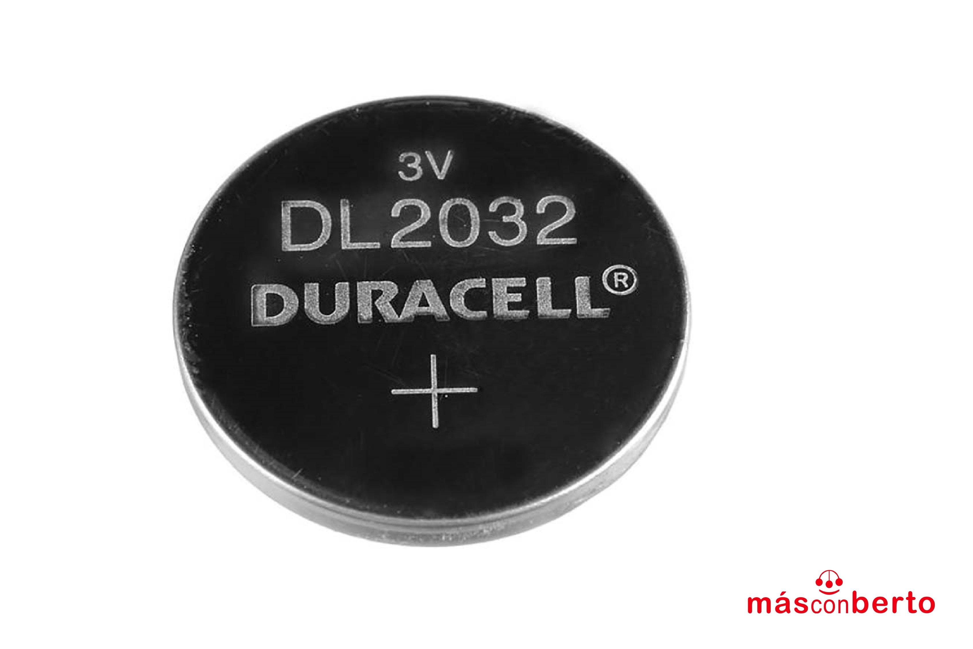 Pila CR2032 3V Duracell