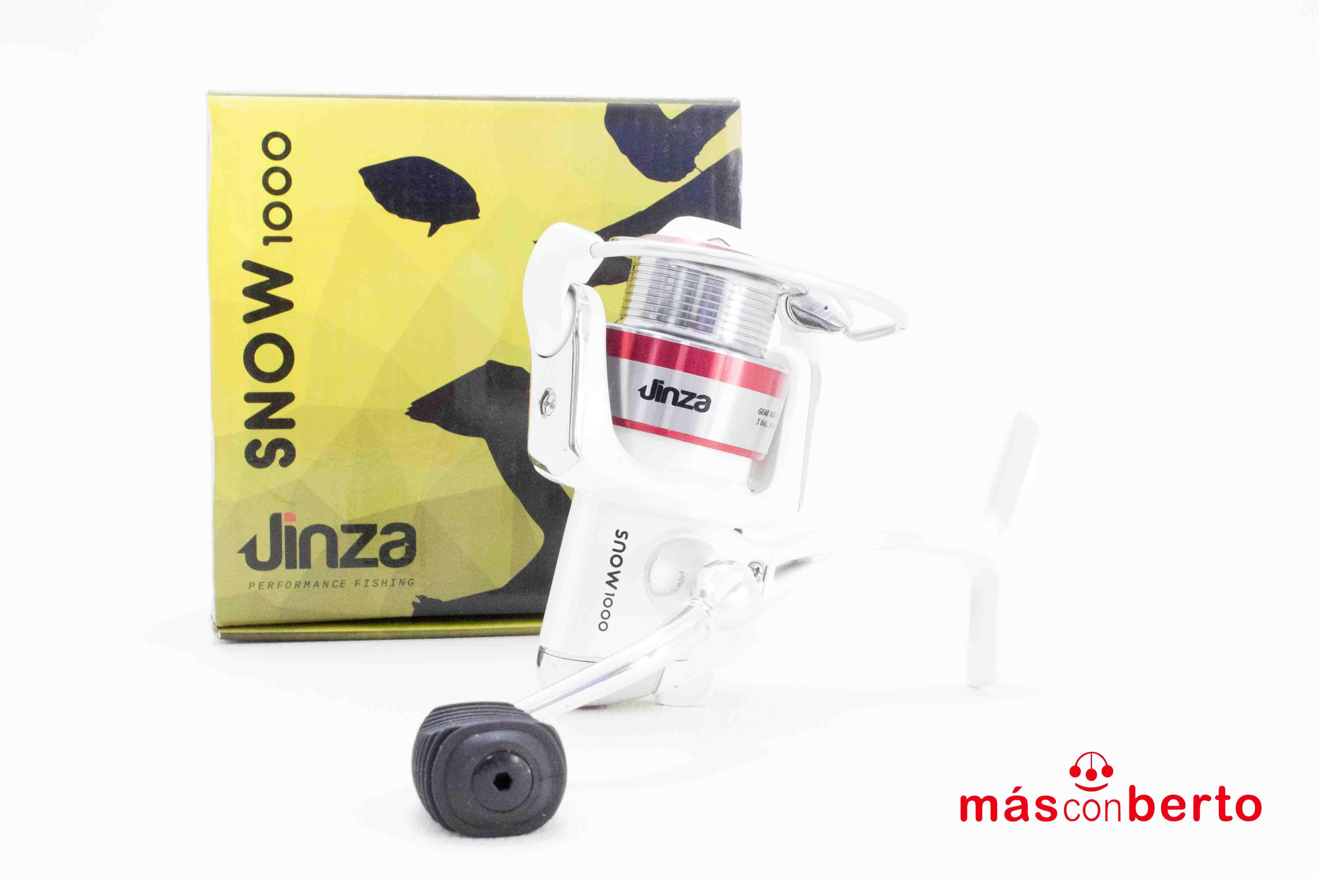 Carrete Jinza Snow 1000